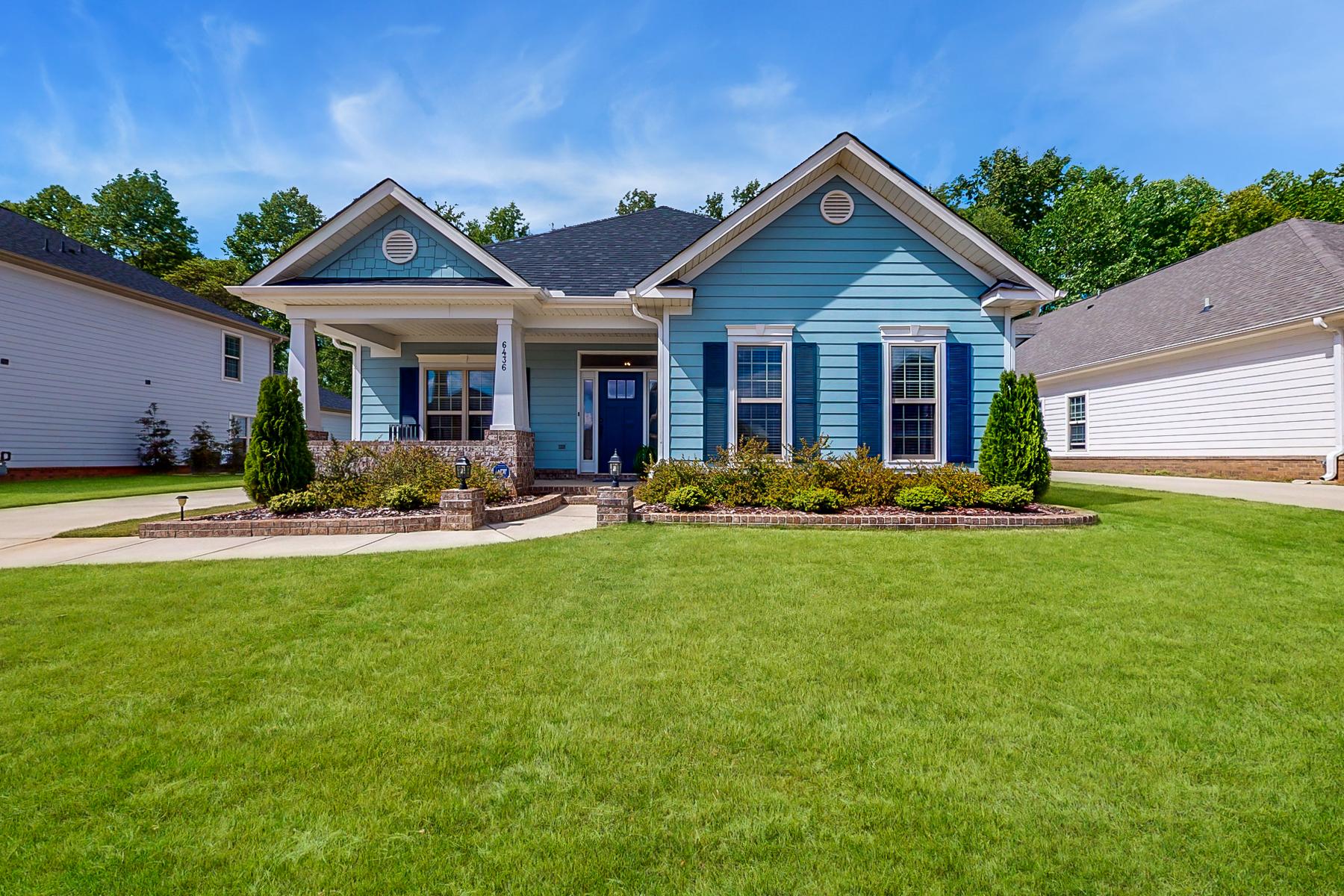 Single Family Homes por un Venta en 6436 Dunnavant Place Huntsville, Alabama 35806 Estados Unidos