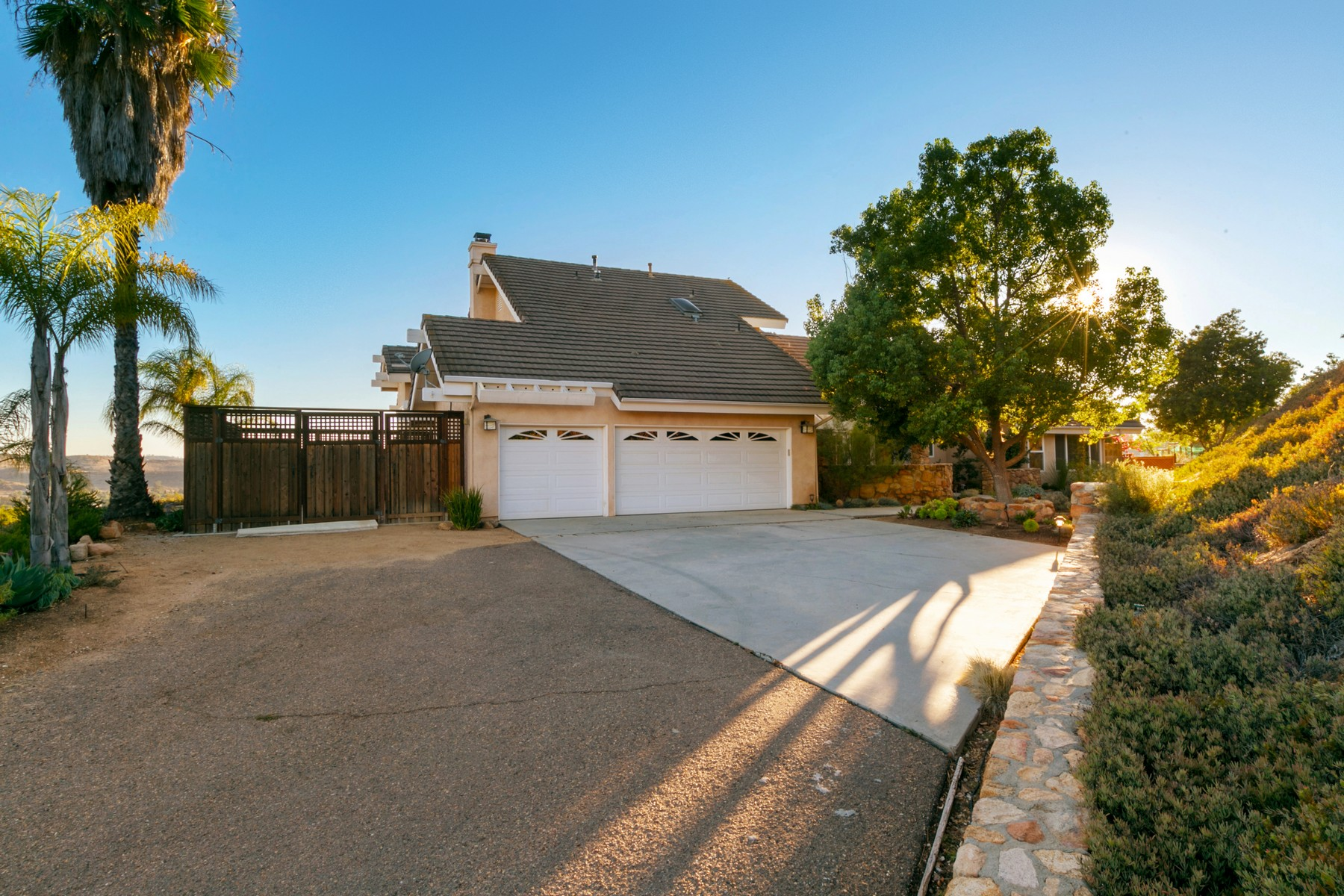 Single Family Homes for Sale at 14648 Sunrise Canyon Rd Poway, California 92064 United States