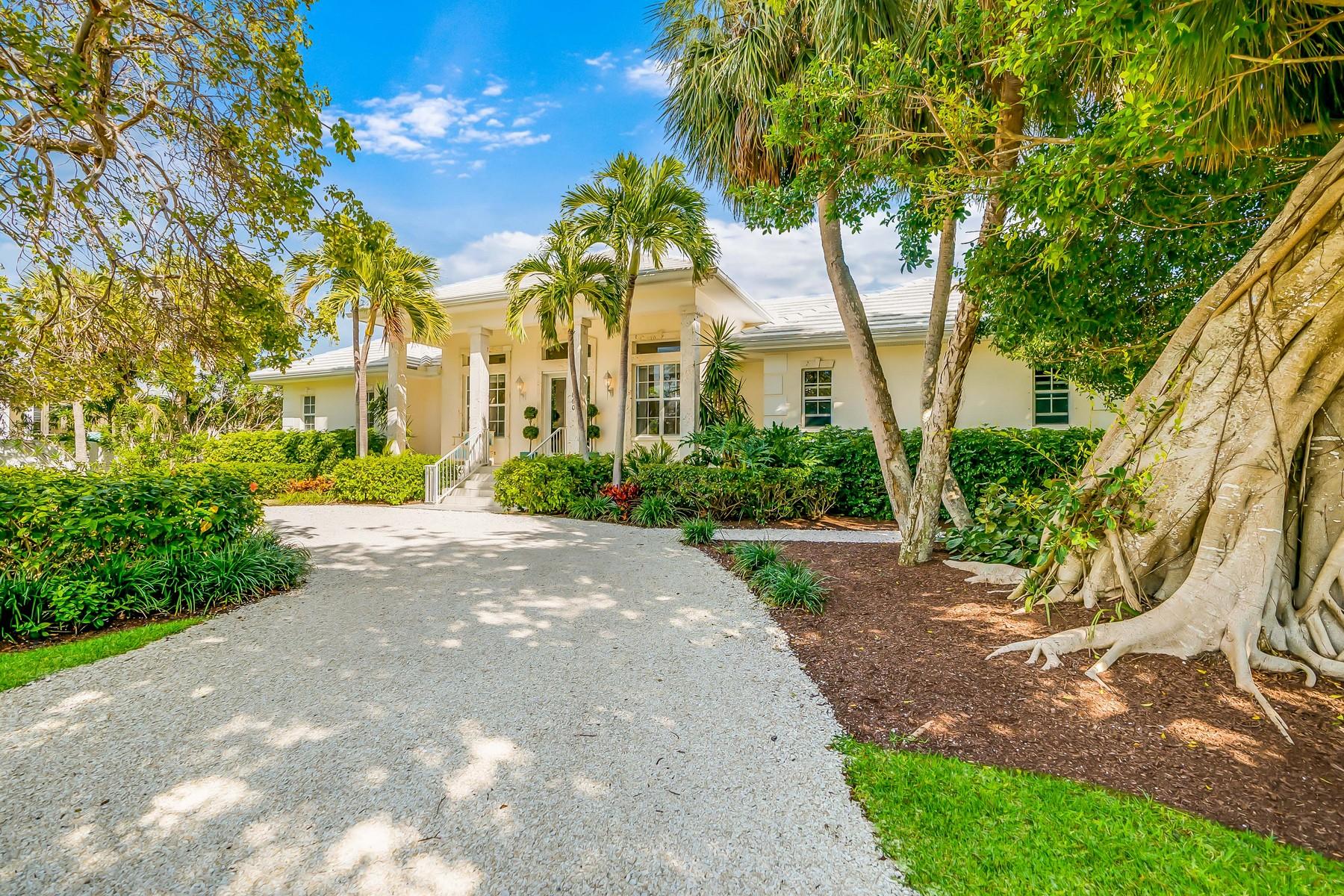 Einfamilienhaus für Verkauf beim 860 Palm Avenue Boca Grande, Florida, 33921 Vereinigte Staaten
