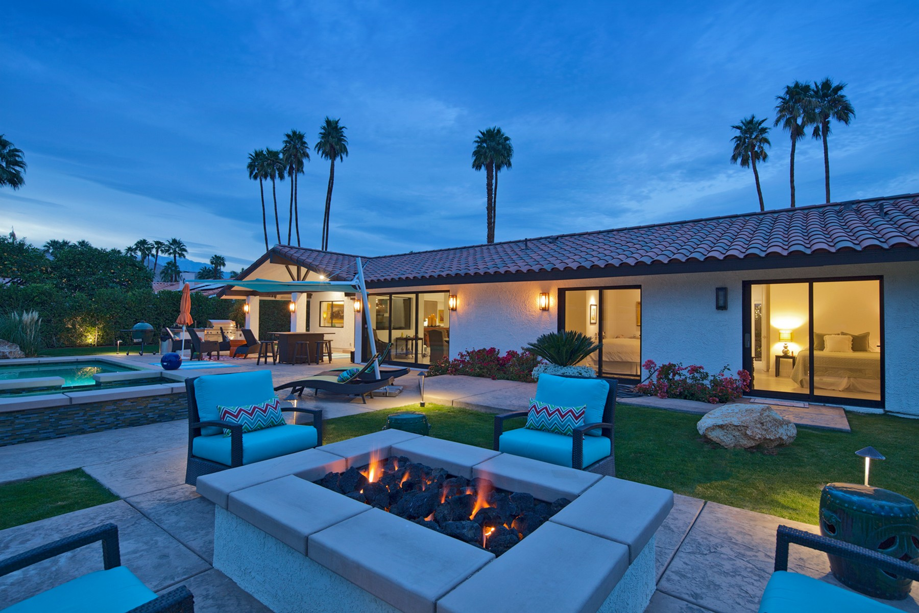 Single Family Home for Sale at 72377 Magnesia Falls Drive Rancho Mirage, California 92270 United States