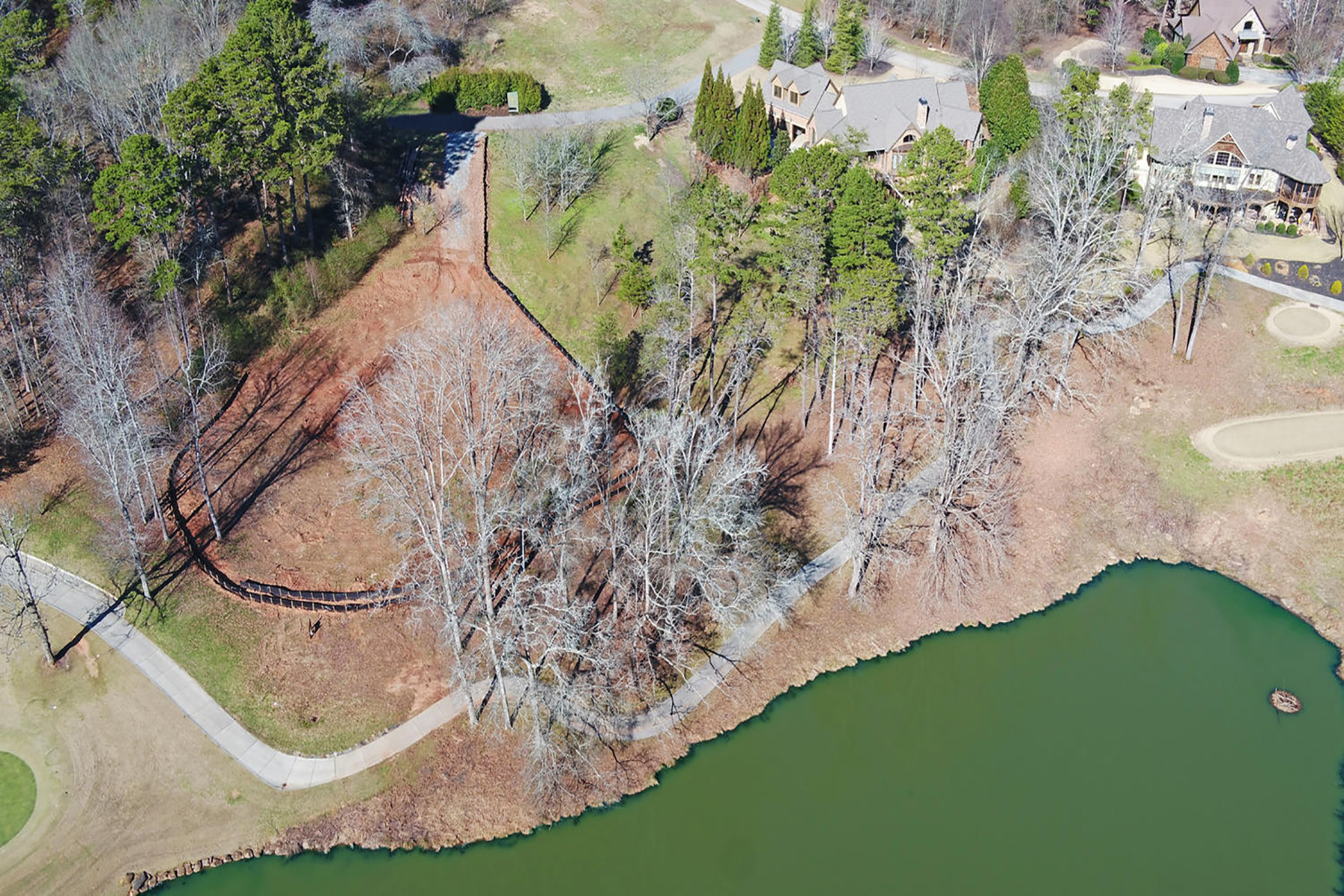 Land for Active at Beautiful Lot With Golf Course And Pond Views! 239 Edgewater Trail Toccoa, Georgia 30577 United States