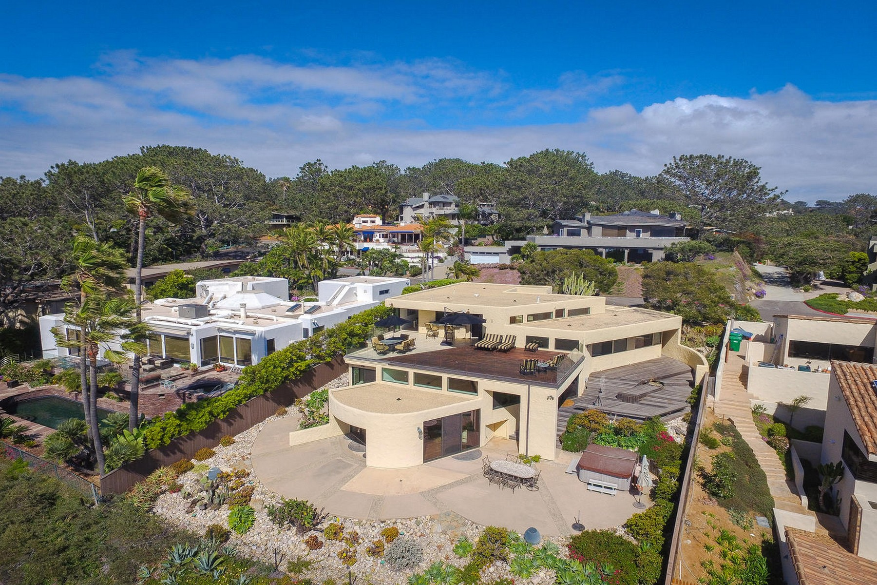 Single Family Home for Active at 454 W. Ocean View Del Mar, California 92014 United States