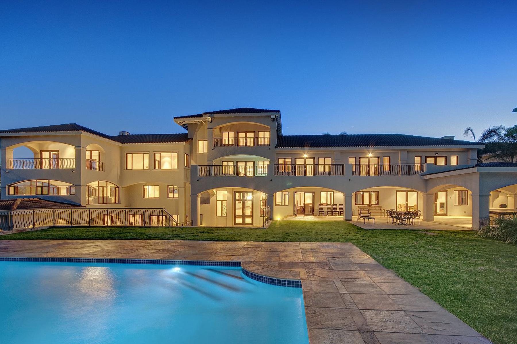 Villa per Vendita alle ore Bryanston Johannesburg, Gauteng, Sudafrica