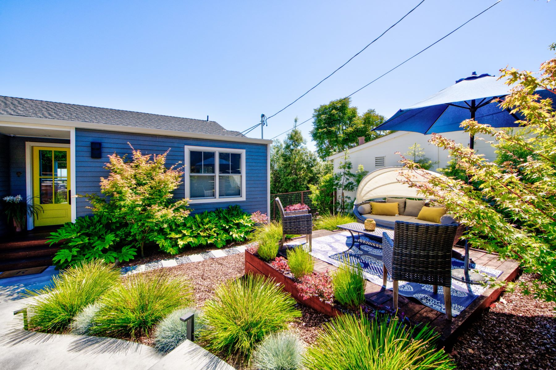Single Family Homes for Sale at Essence of Chic Coastal Living! 275 Belvedere Ave Stinson Beach, California 94970 United States