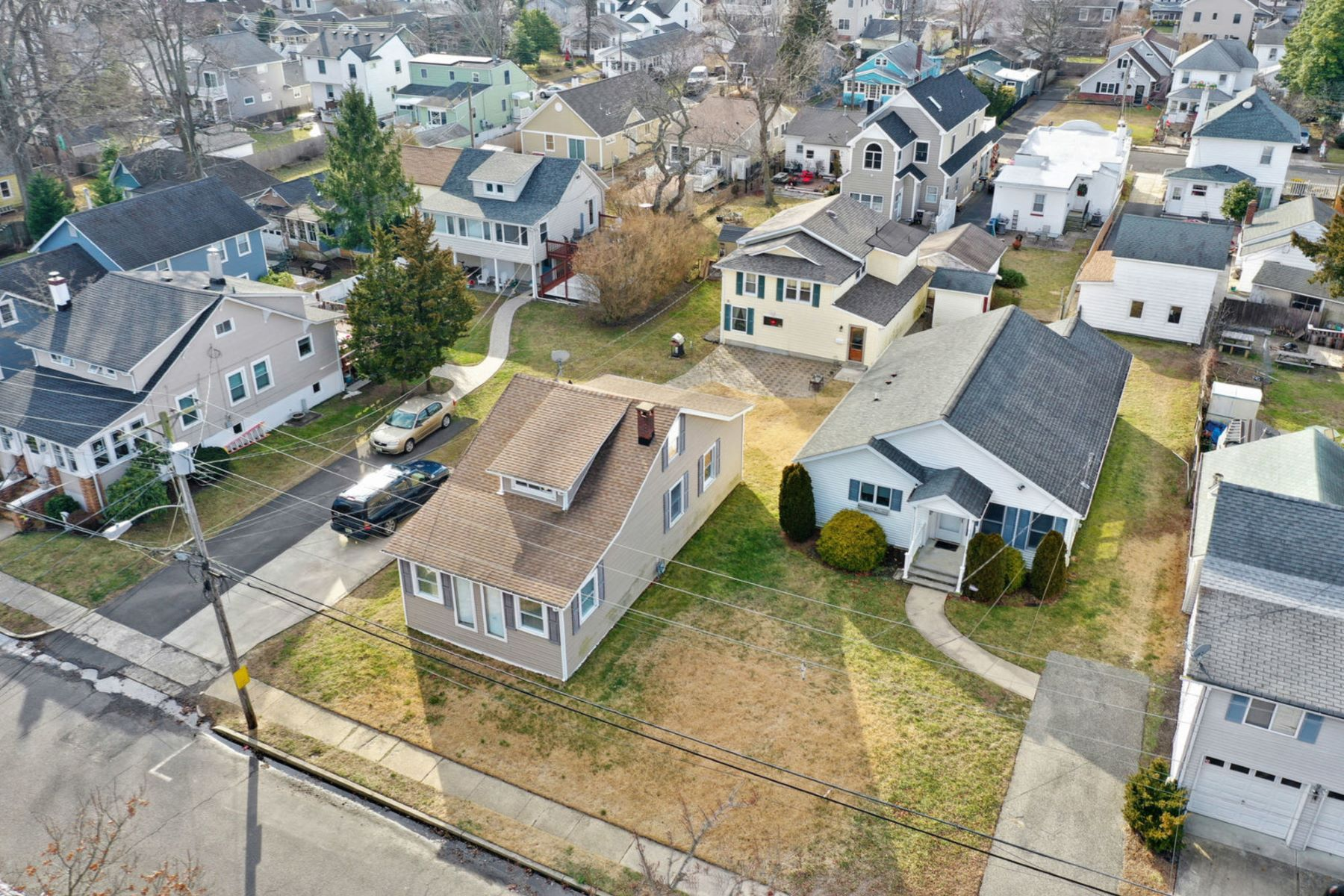 Single Family Home for Sale at Two Houses on One Lot- Investment! 1208 Pine Tree Way, Belmar, New Jersey 07719 United States