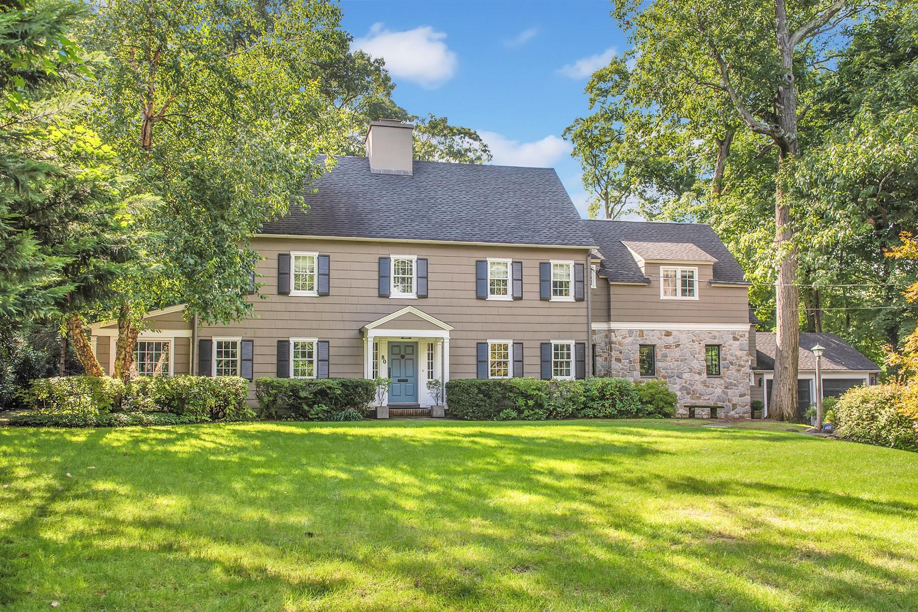 single family homes para Venda às Live Tranquility 80 Bellevue Avenue, Summit, Nova Jersey 07901 Estados Unidos