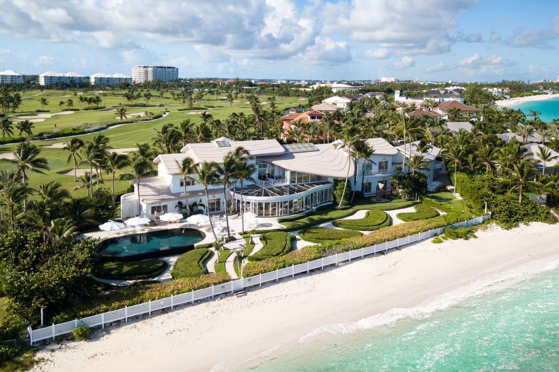 Single Family Homes pour l Vente à Ocean Club Estates, Paradise Island, New Providence/Nassau Bahamas