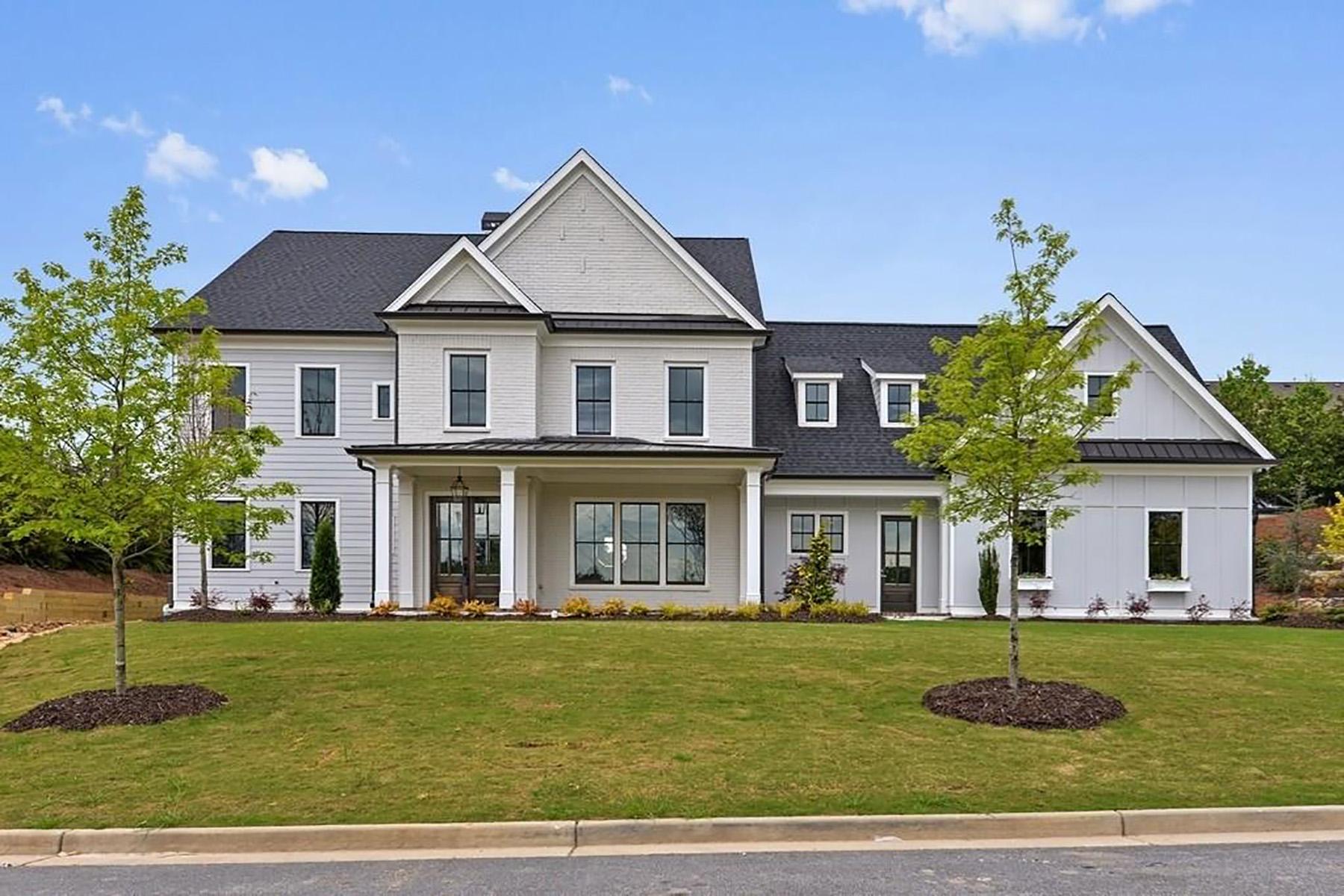 Single Family Home for Sale at Welcome to Birch Grove in Marietta 2173 Bliss Lane Marietta, Georgia 30006 United States