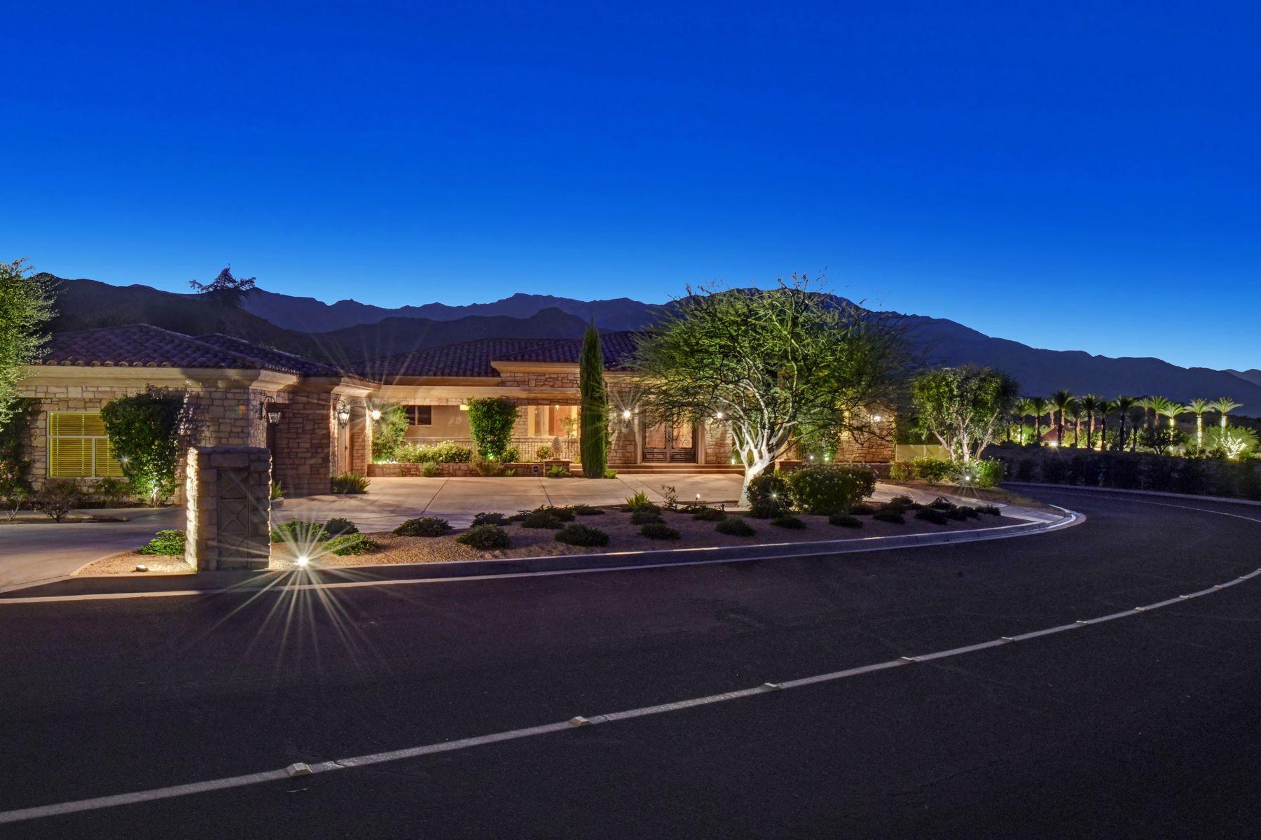 Single Family Homes for Sale at 31 Mirada Circle Rancho Mirage, California 92270 United States