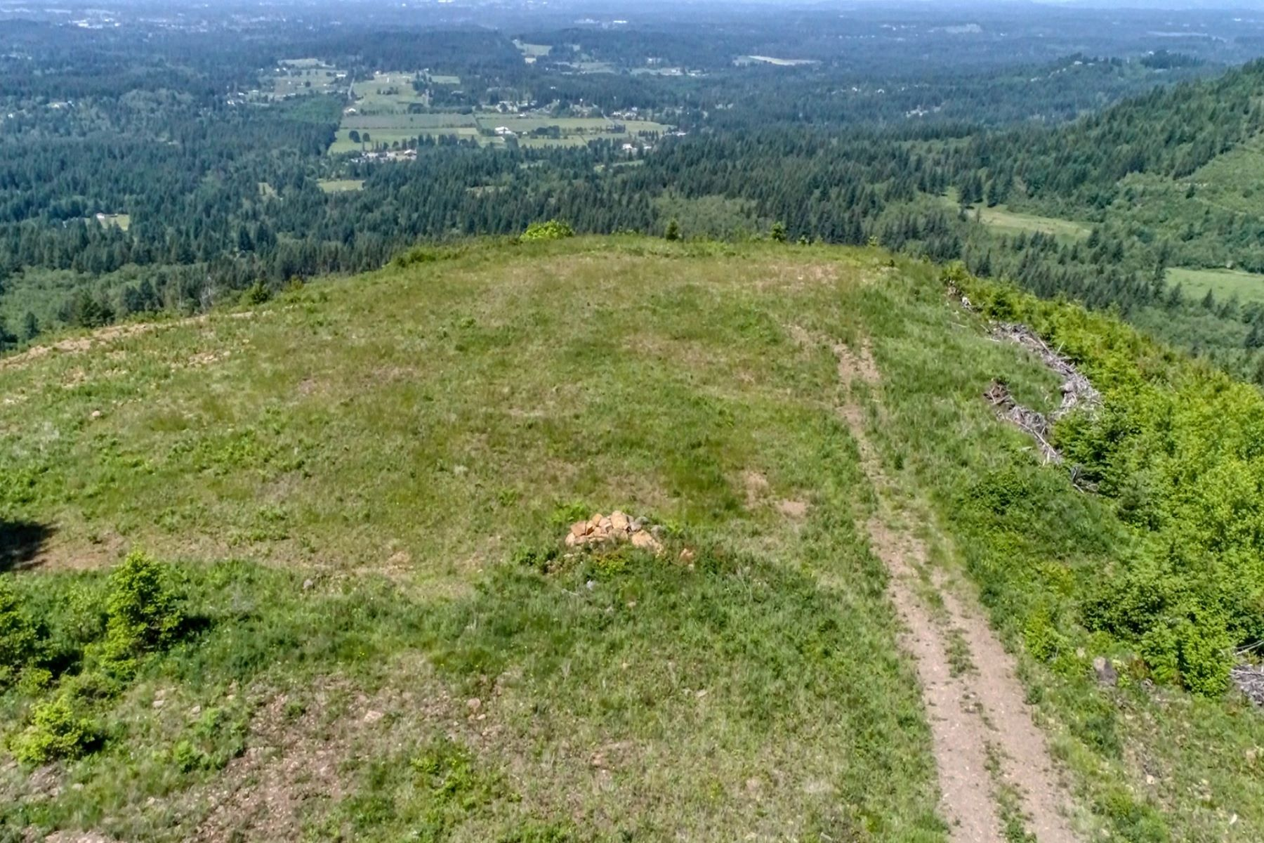 Land for Sale at 27+ Acres with Incredible Views 0 NE Alvas Rd Battle Ground, Washington 98604 United States