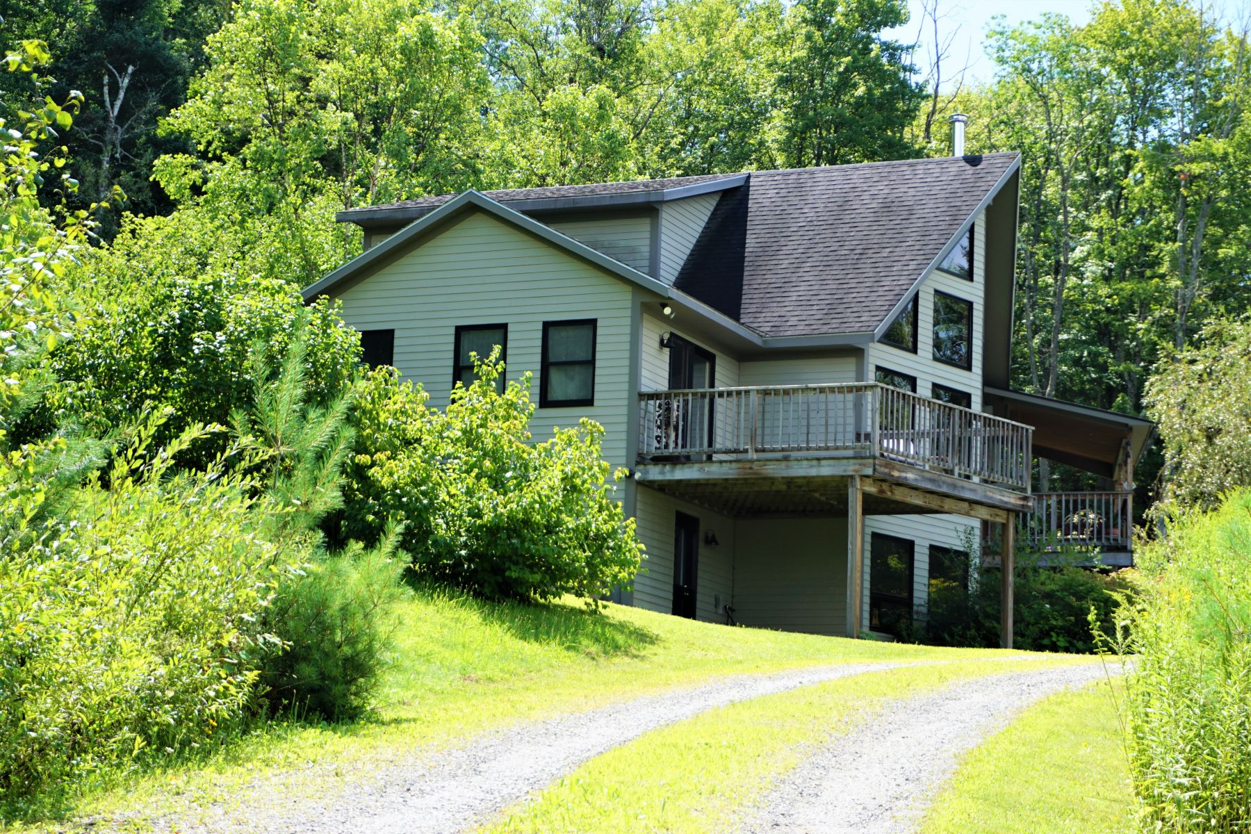 Single Family Homes for Sale at 81 Gould Hill Road Worcester, Vermont 05682 United States