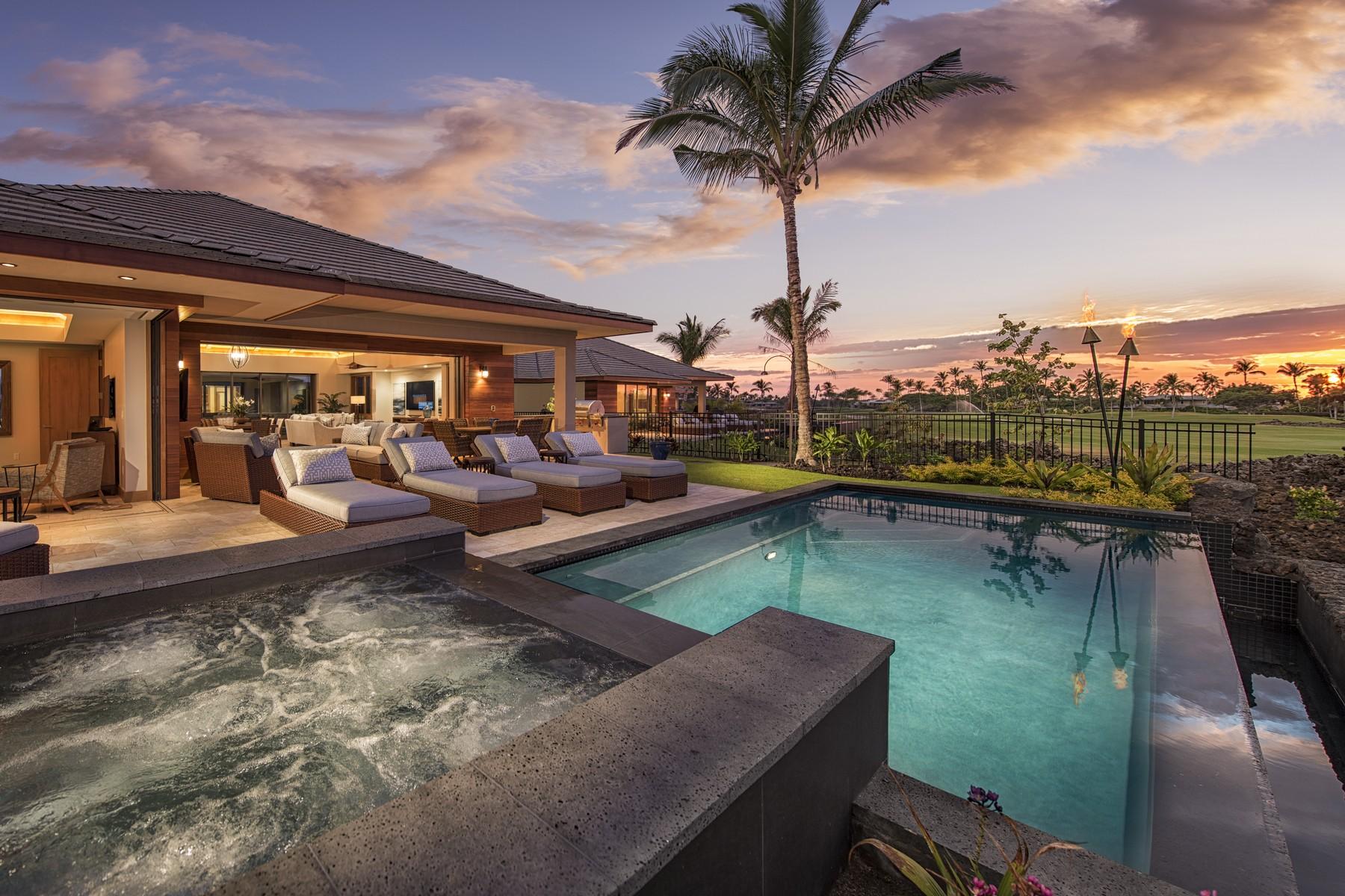 Single Family Homes for Active at Residences of LauLea 68-1210 S. Kaniku Alanui #5A2 Kamuela, Hawaii 96743 United States