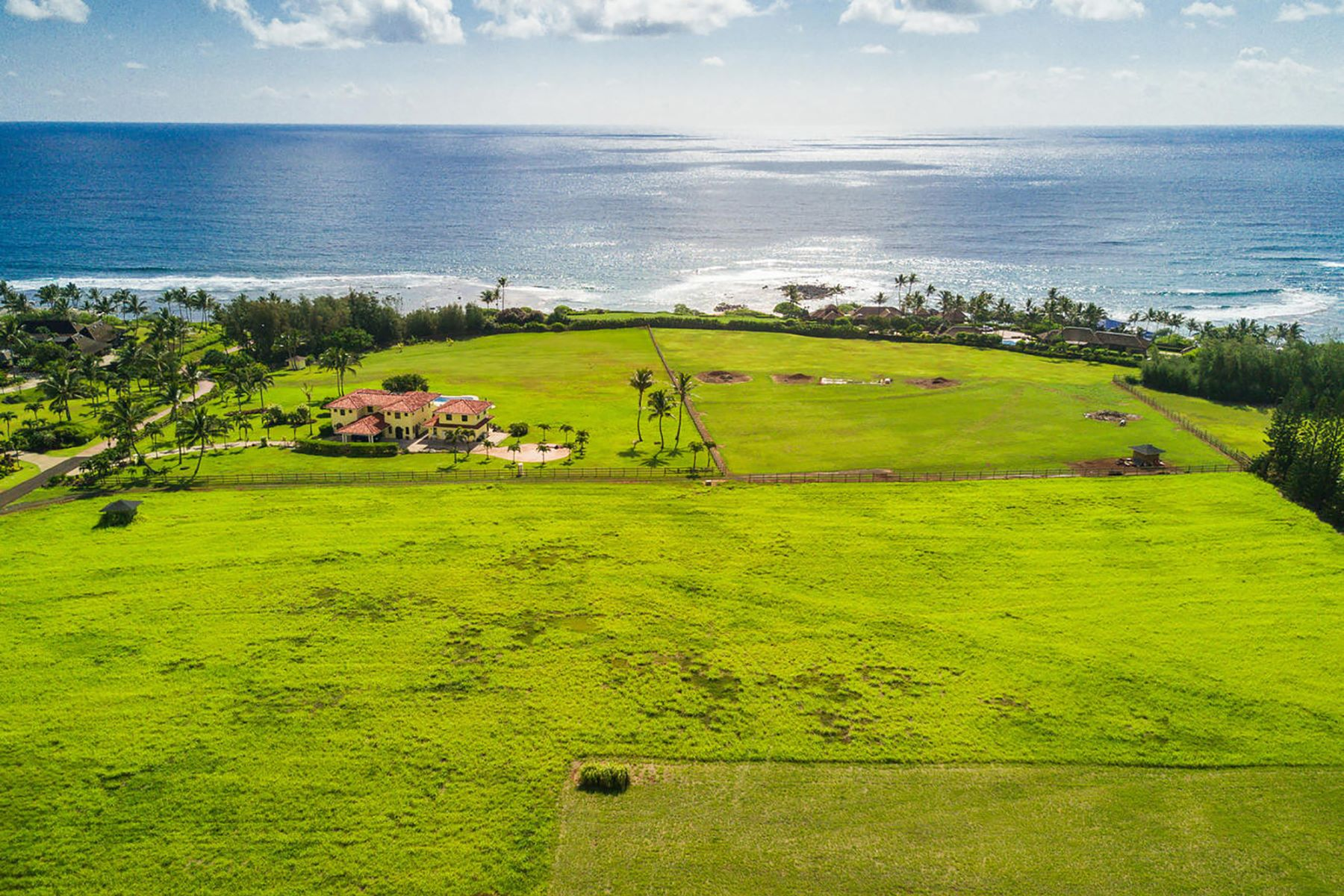토지 용 매매 에 Aliomanu Estates 5310-7C Kalalea View Drive #7C, Anahola, 하와이 96703 미국
