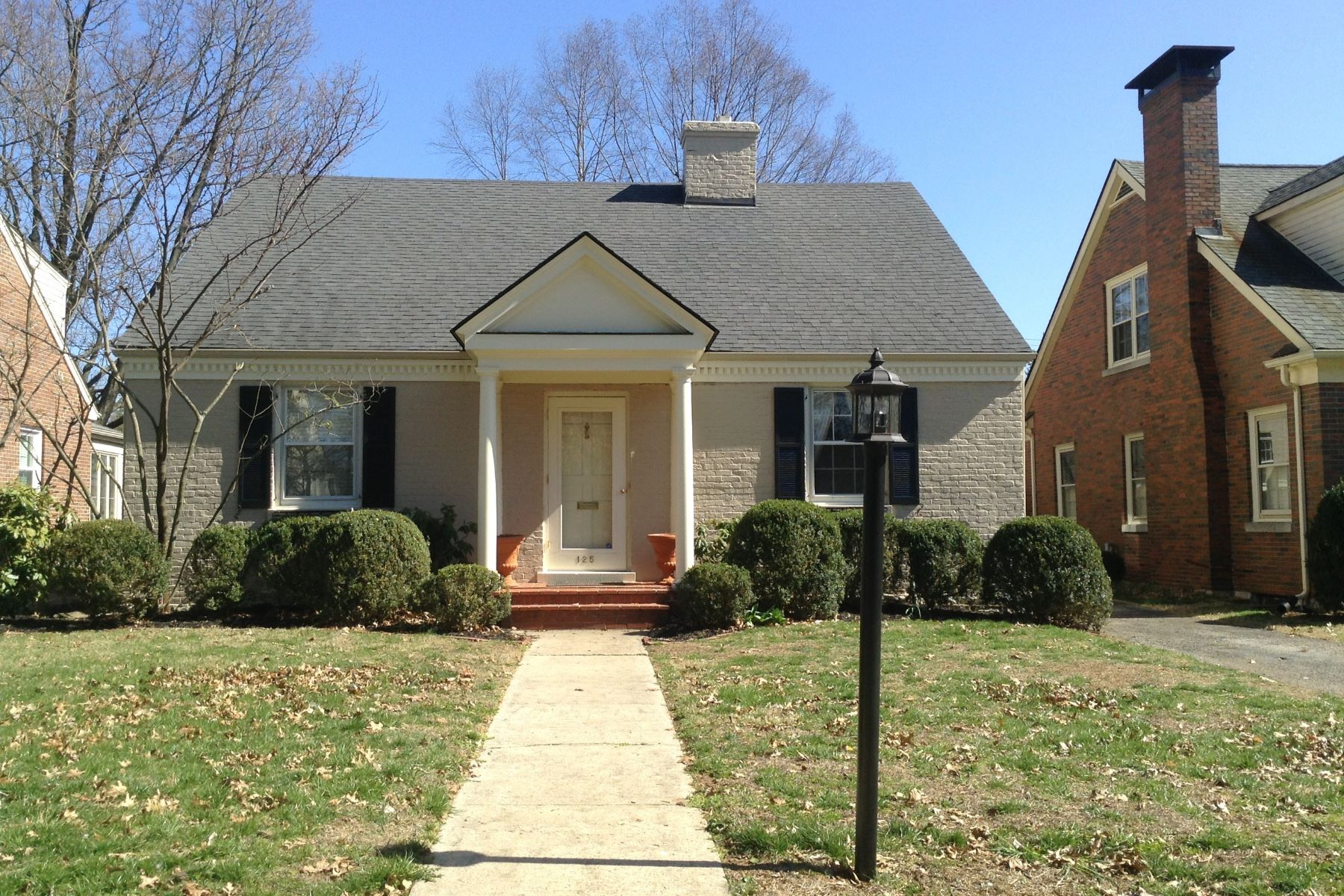 Single Family Home for Sale at 125 Romany Road Lexington, Kentucky 40502 United States