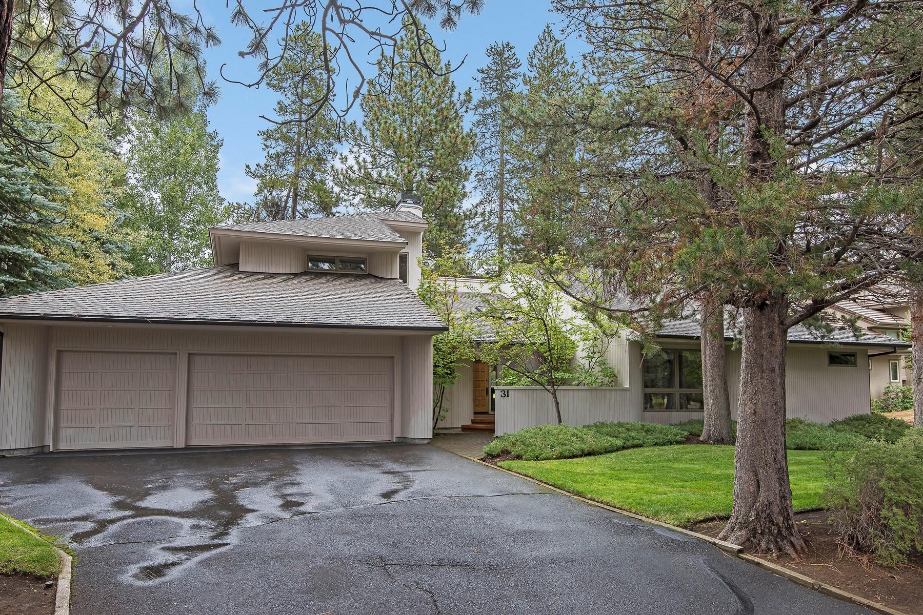 Single Family Homes pour l Vente à 58046 Winners Circ #31 Sunriver, OR Sunriver, Oregon 97707 États-Unis