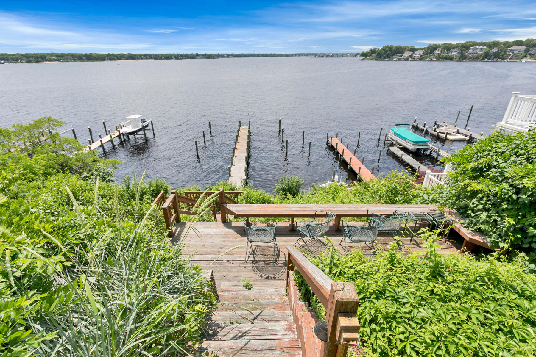 Single Family Homes for Sale at High On The Hill In Money Island 1424 Summit Avenue Toms River, New Jersey 08753 United States