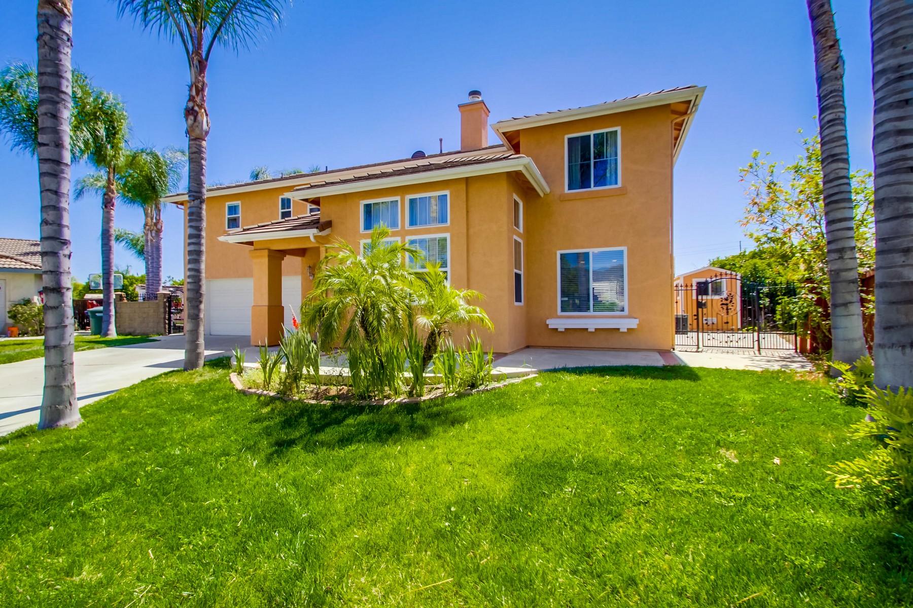Vivienda unifamiliar por un Venta en 2414 Glen Meadow Lane Escondido, California, 92027 Estados Unidos