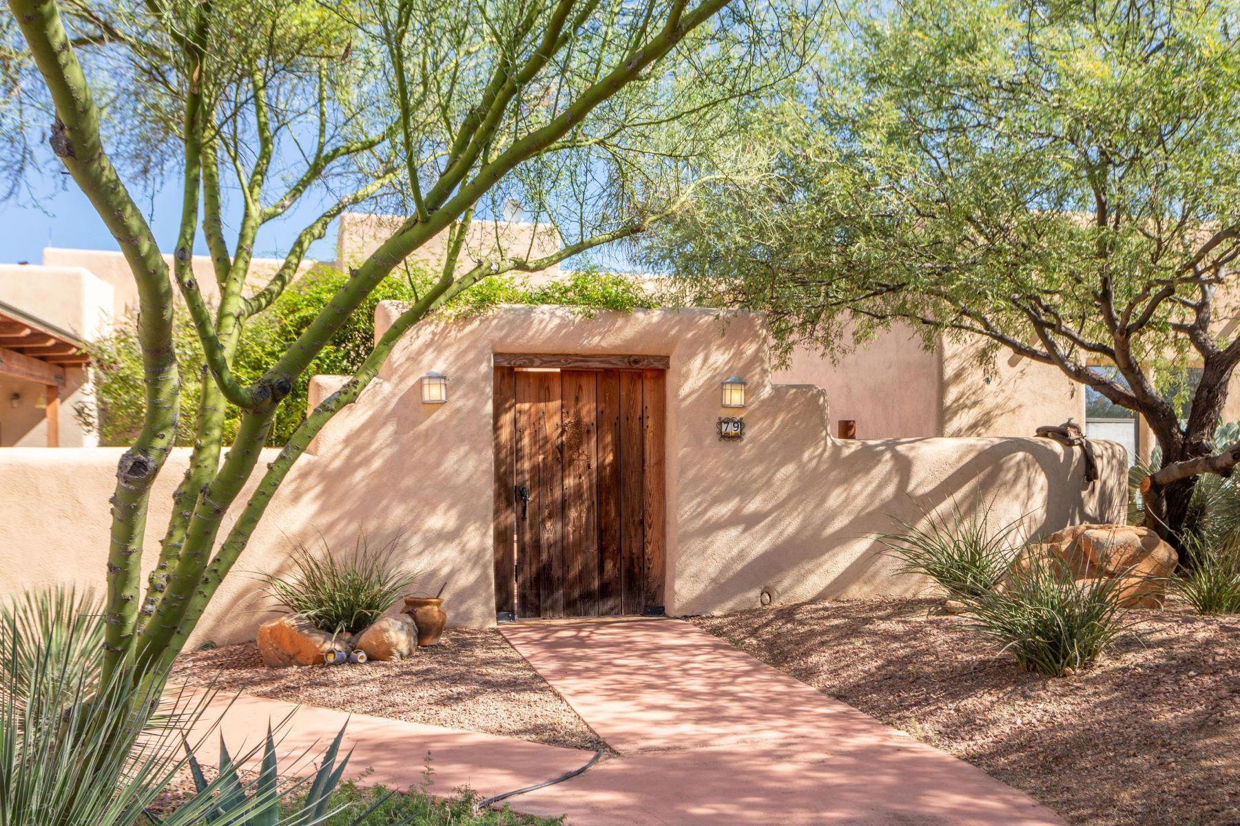 Single Family Homes 为 销售 在 Tubac Foothills Ranch 79 Camino Talavera 里约, 亚利桑那州 85648 美国