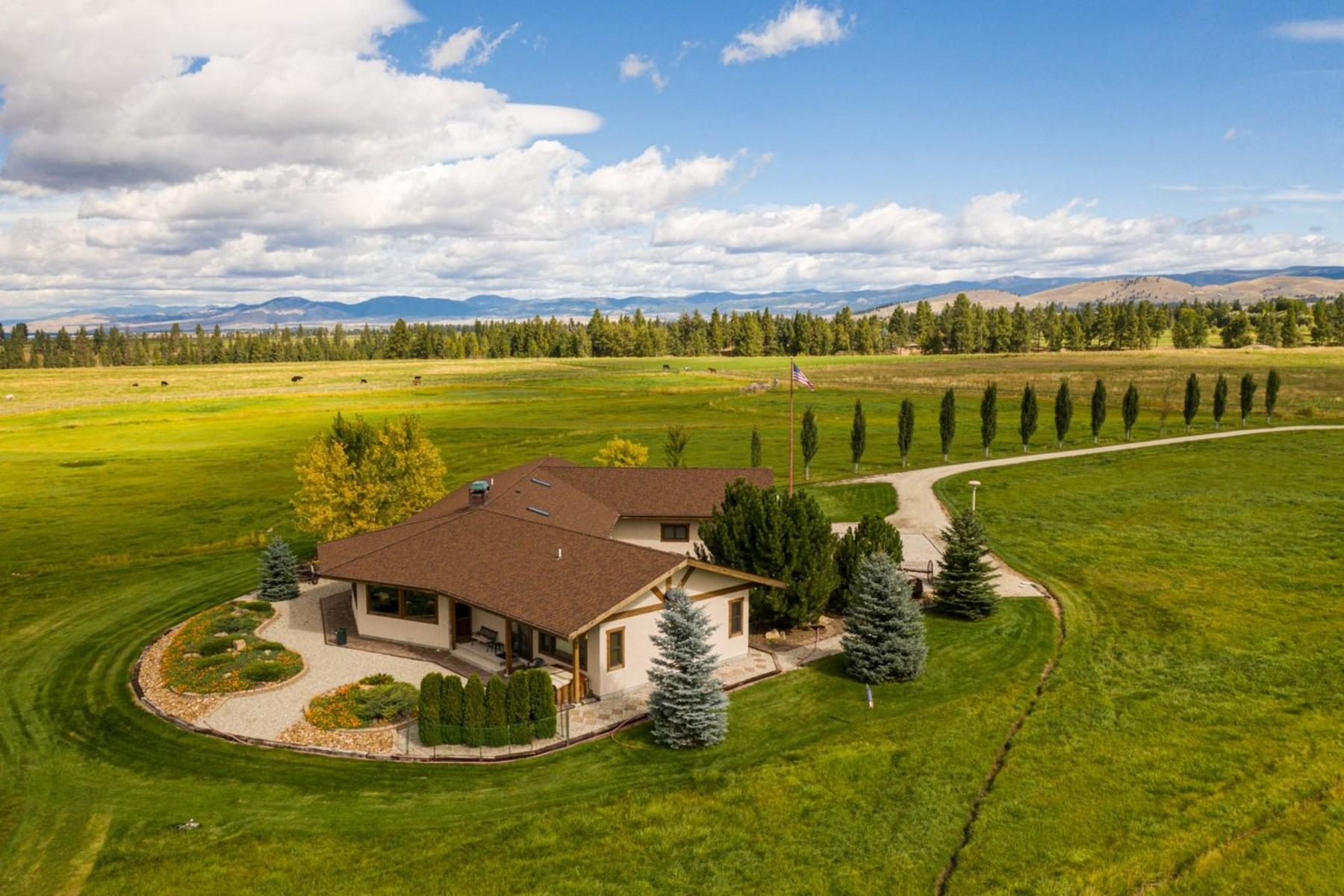 Single Family Homes for Sale at 792/794 Drift In Lane Stevensville, Montana 59870 United States