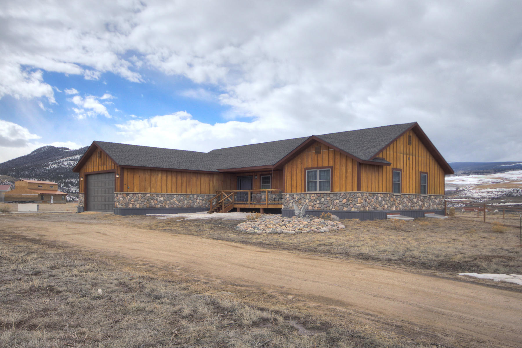 Single Family Home for Active at Blue Valley Acres Country Style Home 40 CR 1017 Road Kremmling, Colorado 80459 United States