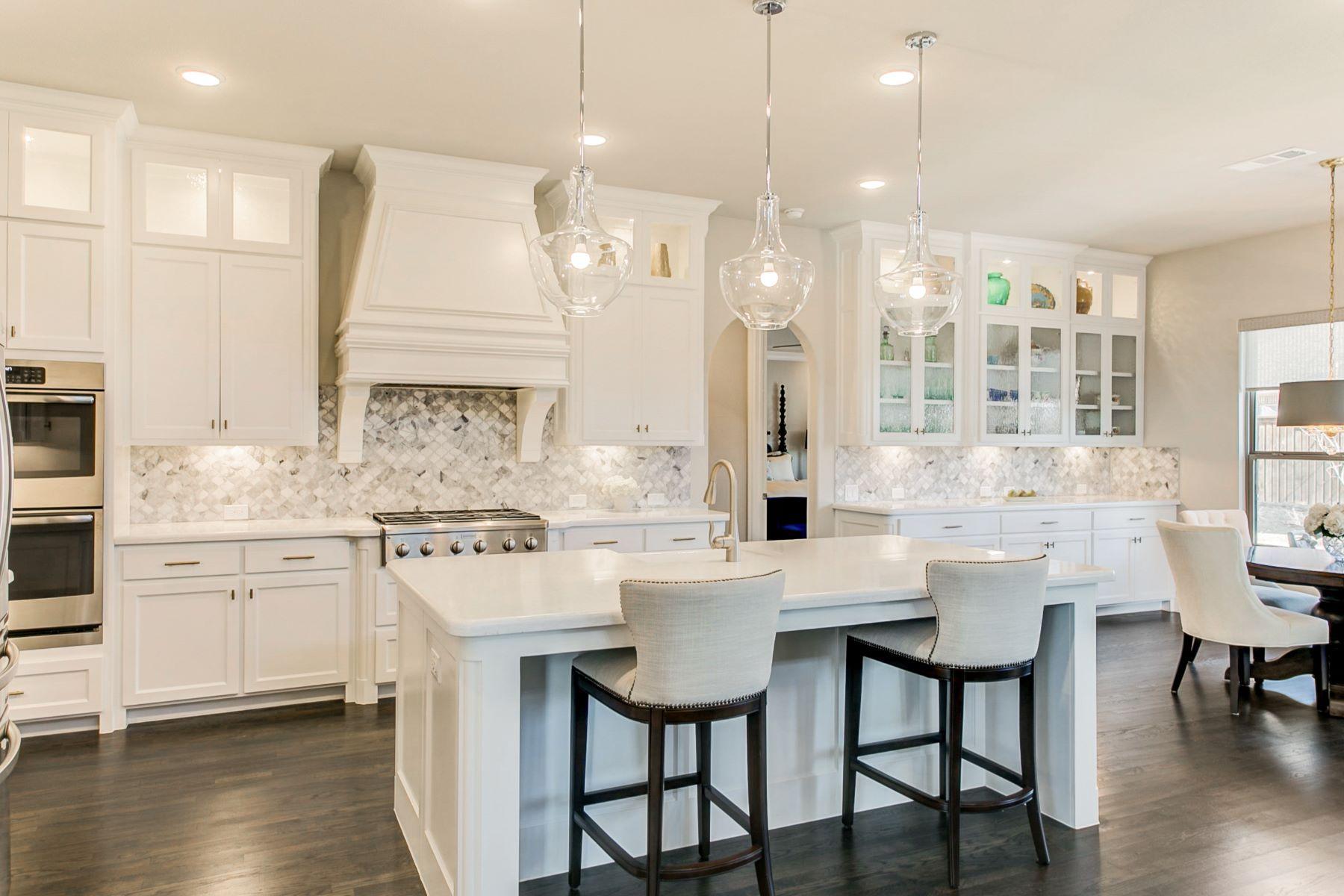 Single Family Homes für Verkauf beim Newman Village 12818 Cross Point Drive, Frisco, Texas 75033 Vereinigte Staaten