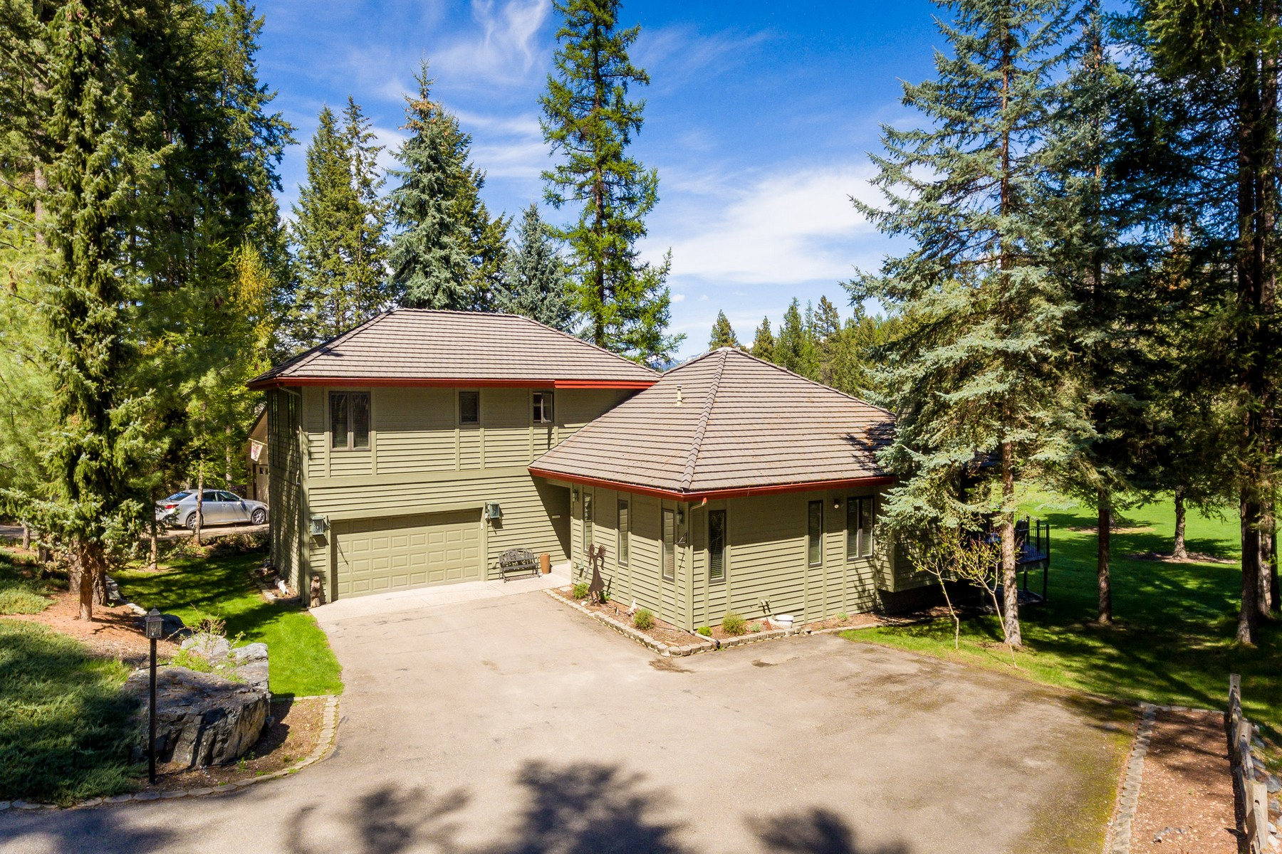 Additional photo for property listing at 163 Golf Terrace, Bigfork, MT 59911 163  Golf Terr Bigfork, Montana 59911 United States
