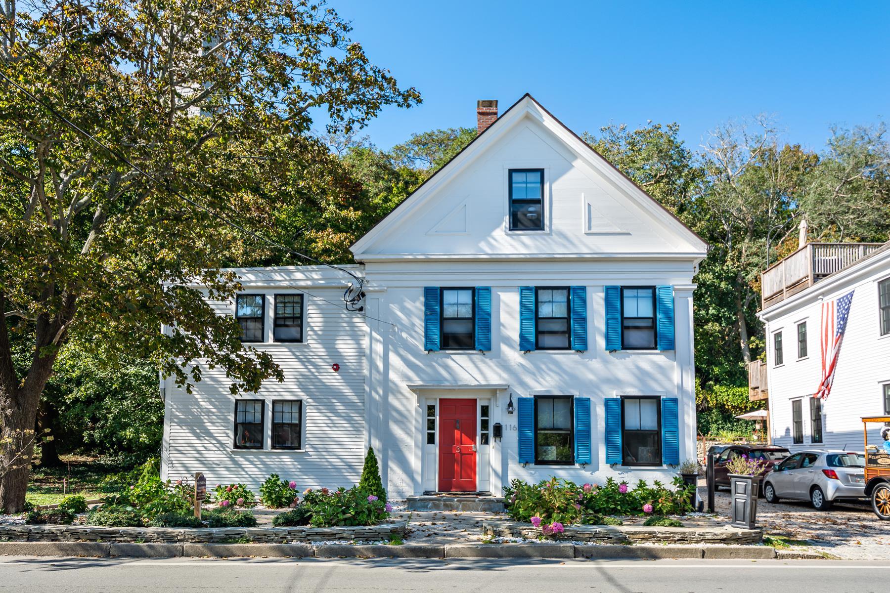 Condominium for Active at Burch House Condominium 116 Bradford Street, Unit 2 Provincetown, Massachusetts 02657 United States