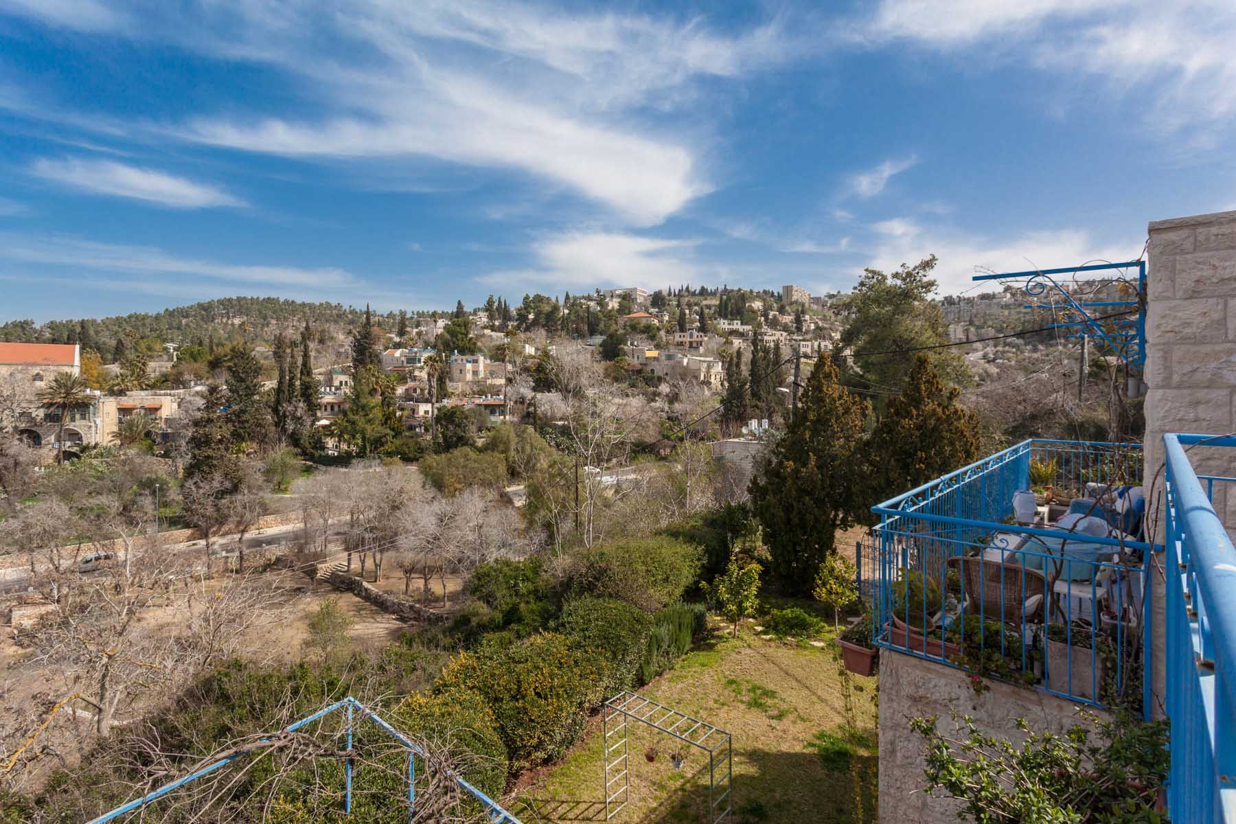 Additional photo for property listing at Extraordinary Villa in Historic Ein Karem Village Jerusalem, Israel Israël