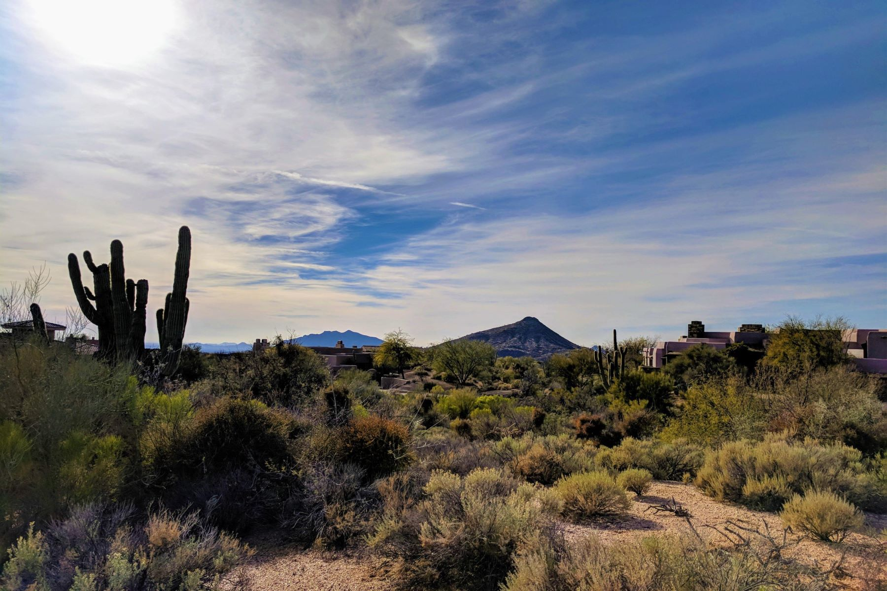 Land for Sale at Village of Grey Fox 39878 N 105 Way lot 137, Scottsdale, Arizona, 85262 United States