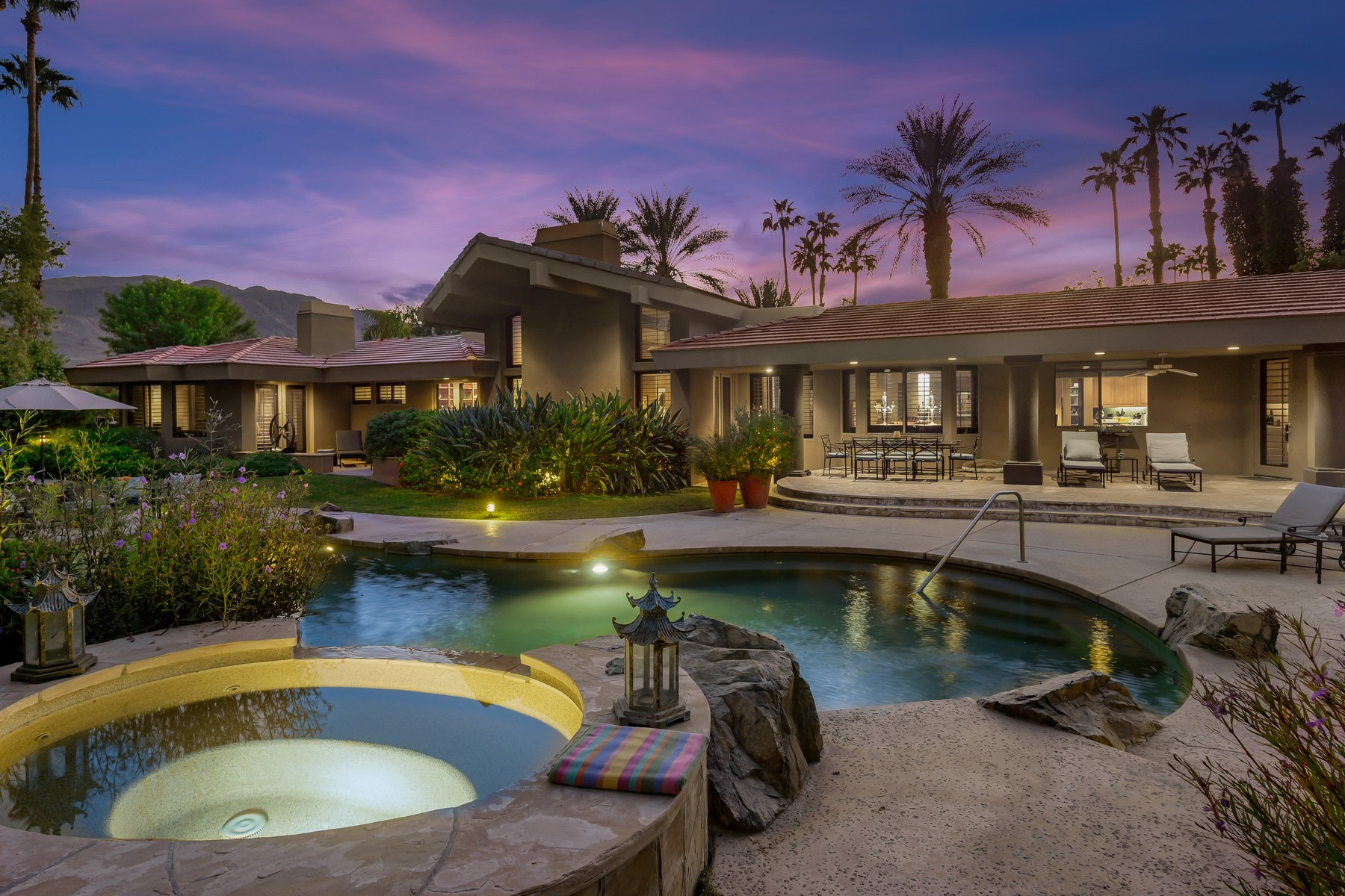 Single Family Homes for Sale at 40680 Morningstar Road Rancho Mirage, California 92270 United States