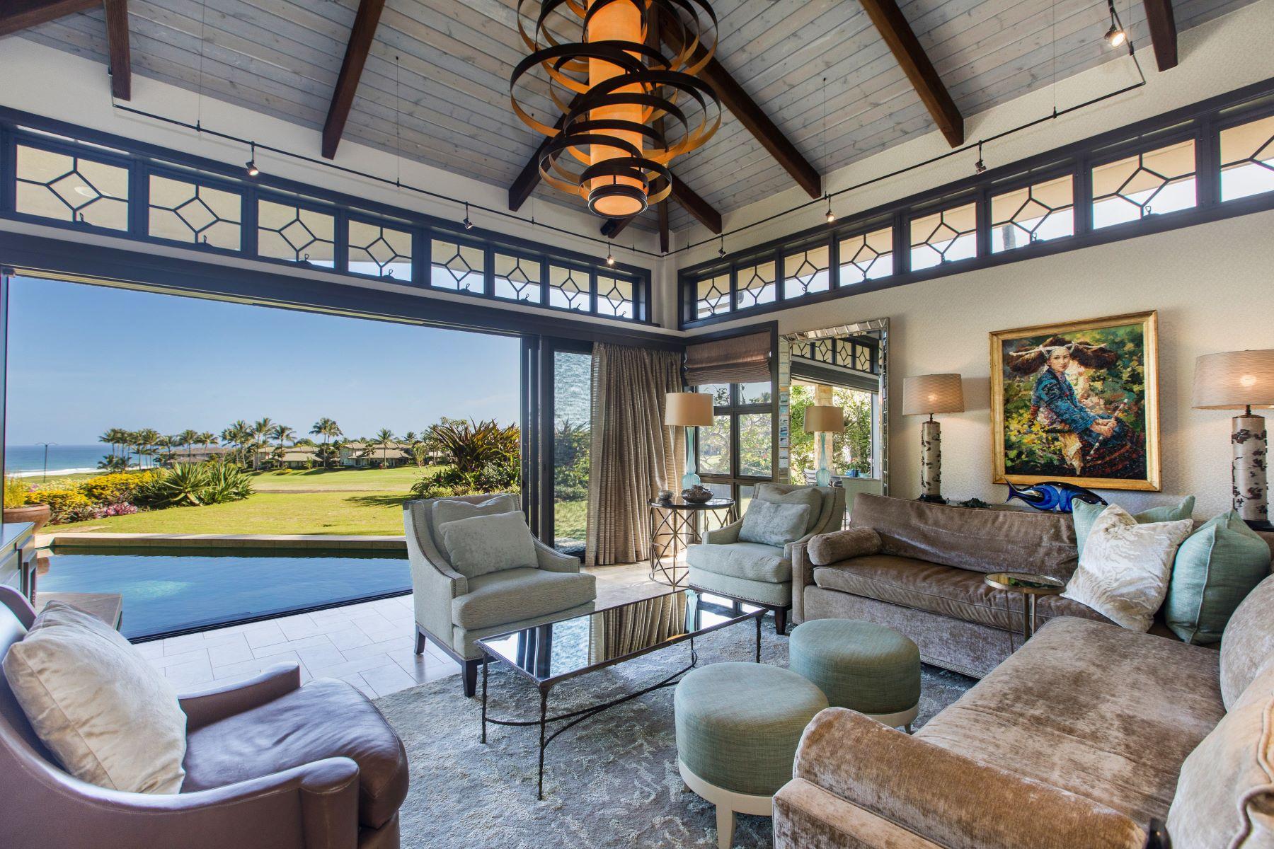 Villa per Vendita alle ore Aloalii Drive 4049 Aloalii Drive Princeville, Hawaii 96722 Stati Uniti