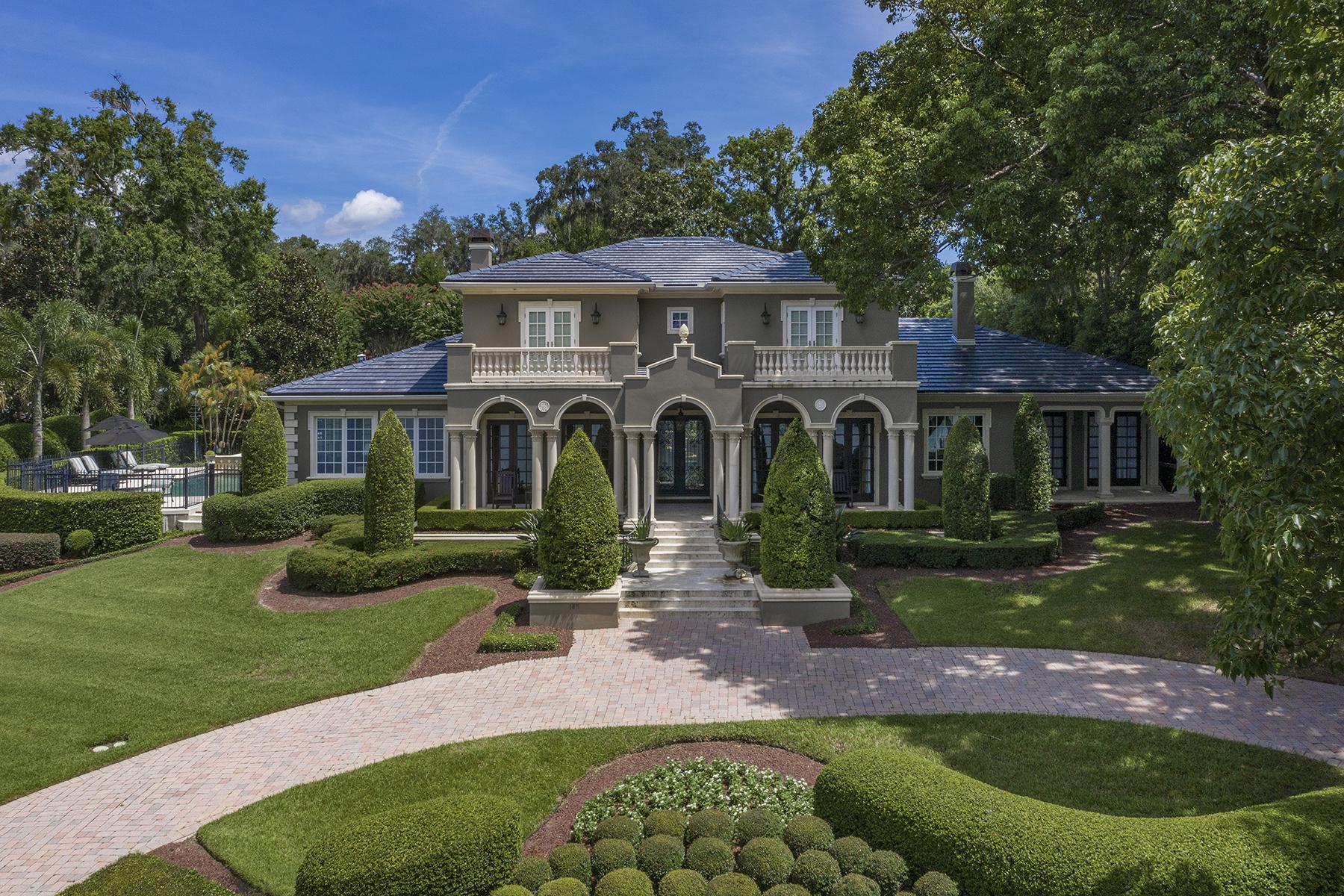 Single Family Homes por un Venta en WINTER PARK 185 W Fawsett Rd, Winter Park, Florida 32789 Estados Unidos