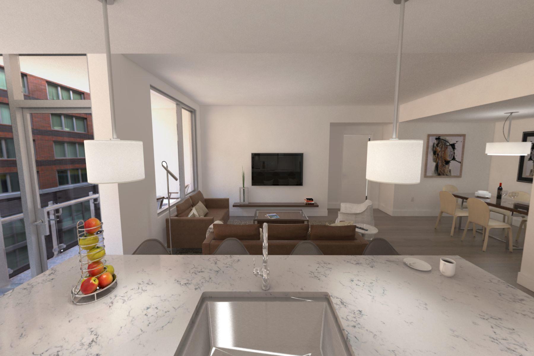 Condominio por un Venta en Nine on The Hudson 9 Avenue at Port Imperial #402 West New York, Nueva Jersey 07093 Estados Unidos