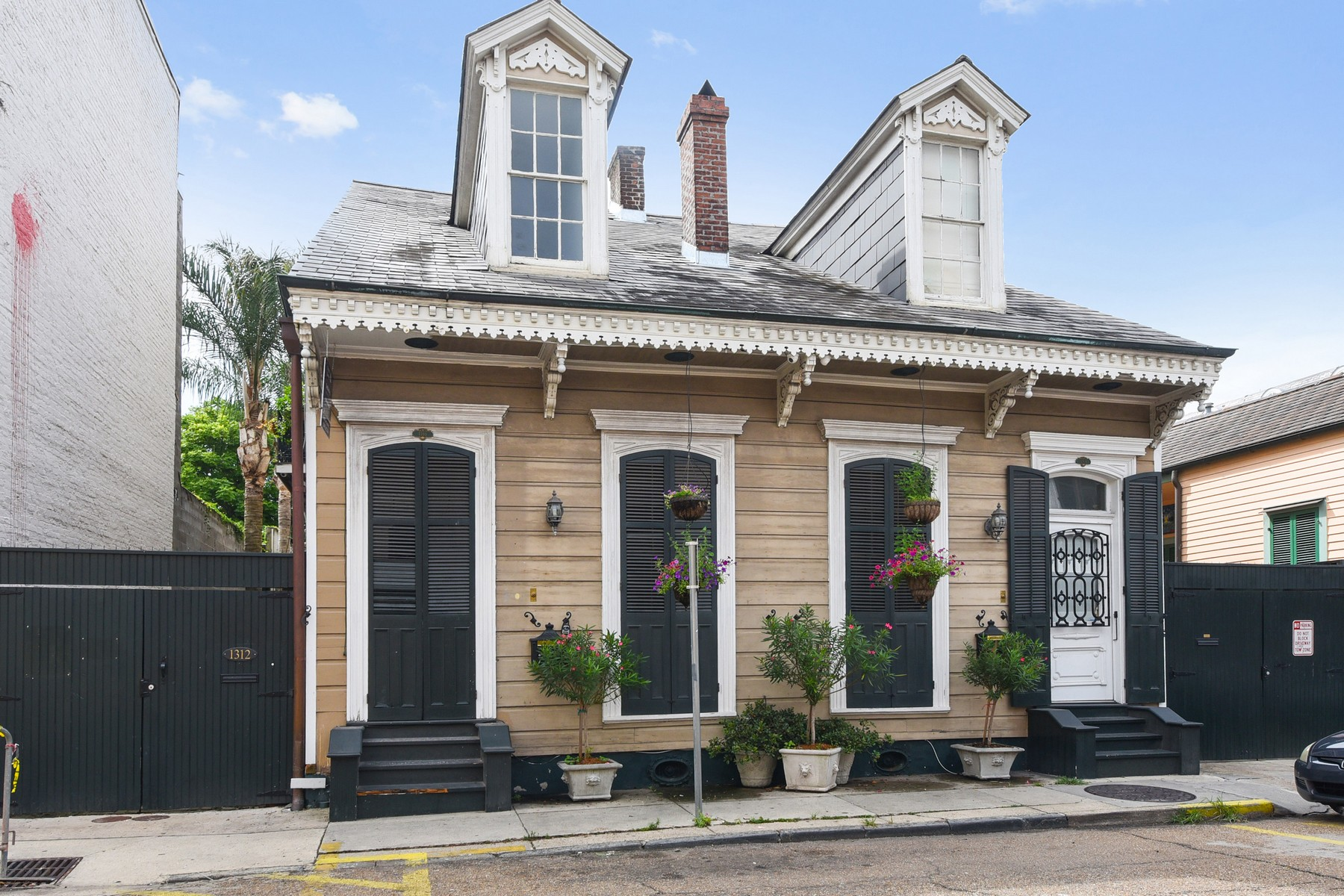 Condominium for Sale at 1312 Chartres Street, New Orleans 1312 Chartres St New Orleans, Louisiana 70116 United States