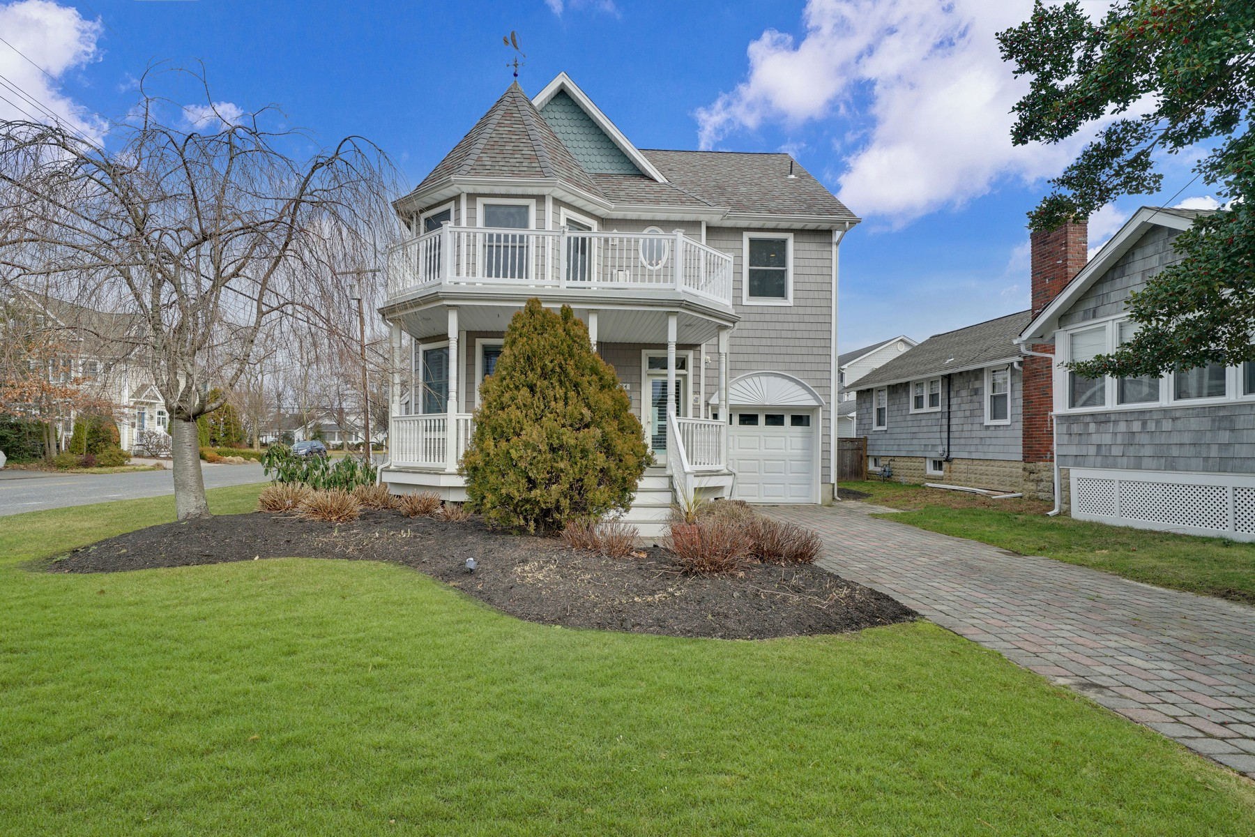 Single Family Home for Sale at Your Beach House Awaits 384 Pine Avenue, Manasquan, New Jersey 08736 United States