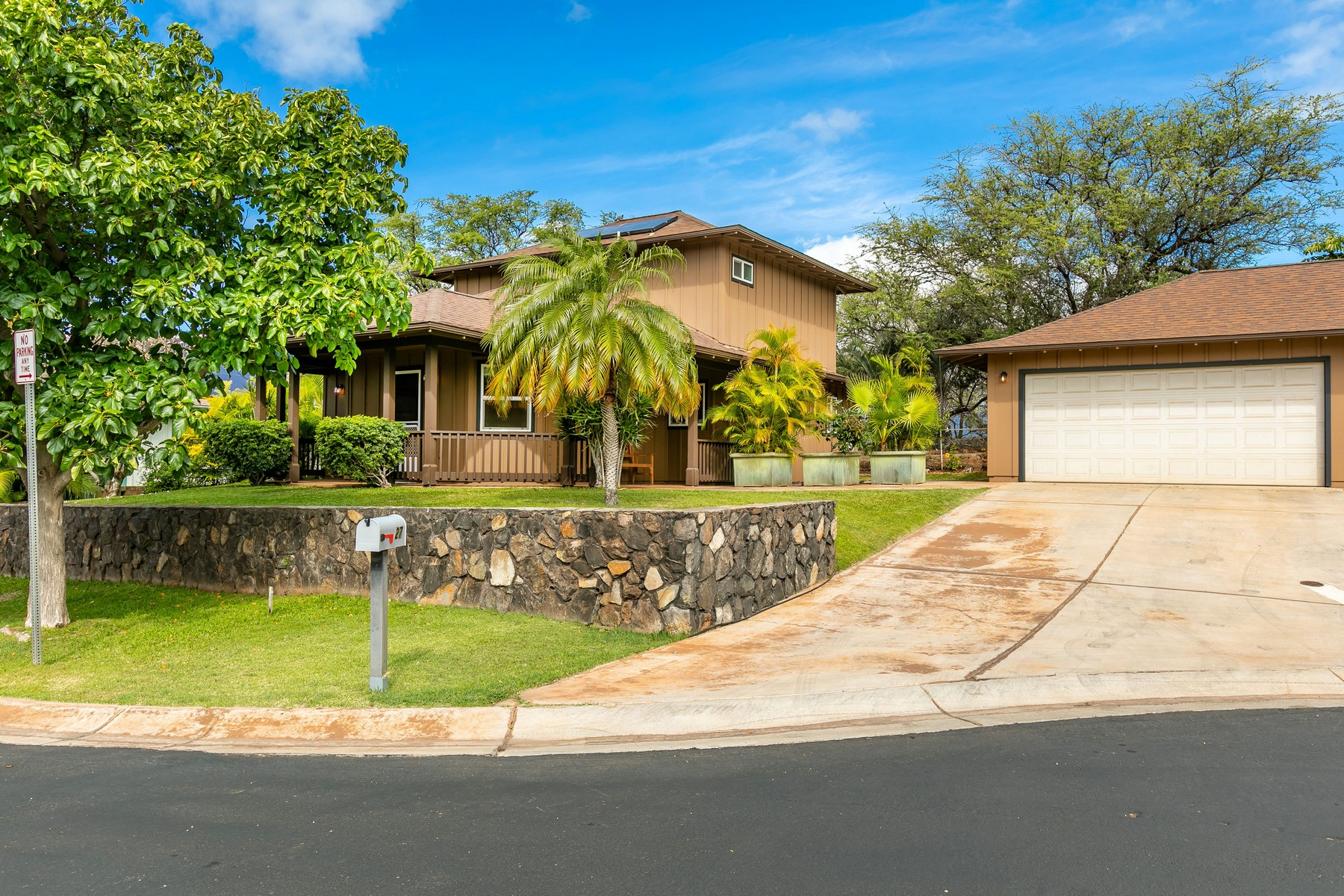 Single Family Home for Active at Maui's South Shore, Residential Home on Intimate Cul de Sac 27 Hooiki Place Kihei, Hawaii 96753 United States