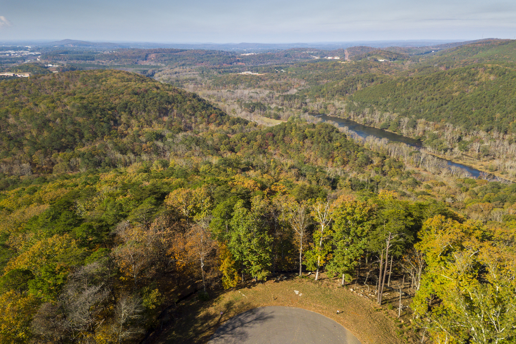 Land for Sale at Fabulous 2+ Acre Cul-de-sac Lot with Big Views of Lake Allatoona and Mountains 110 Somerset Lane, Cartersville, Georgia, 30121 United States