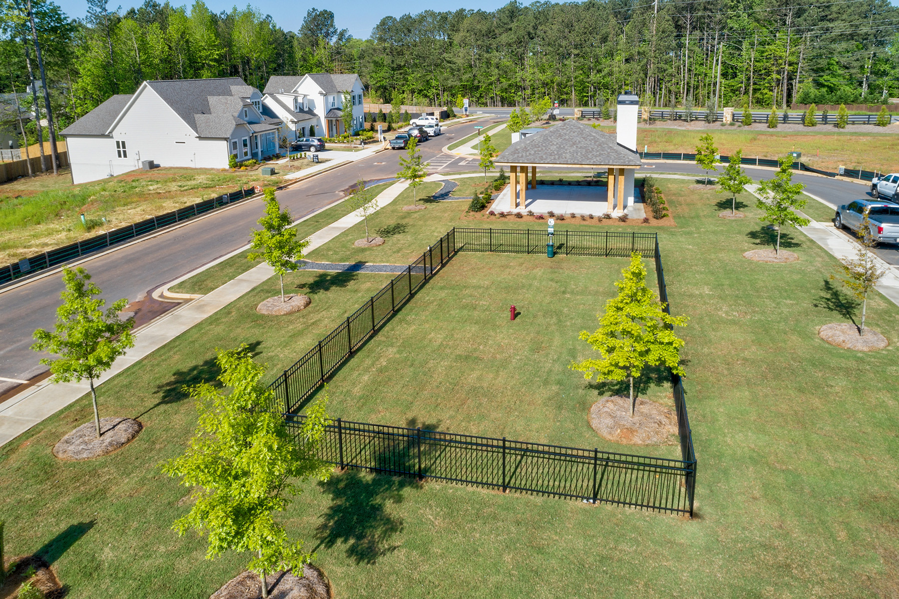 Additional photo for property listing at Carefree Living- Welcome To The New Retreat At Oak Grove 106 Oakdale Woods Lane, Acworth, Georgia 30102 Stati Uniti