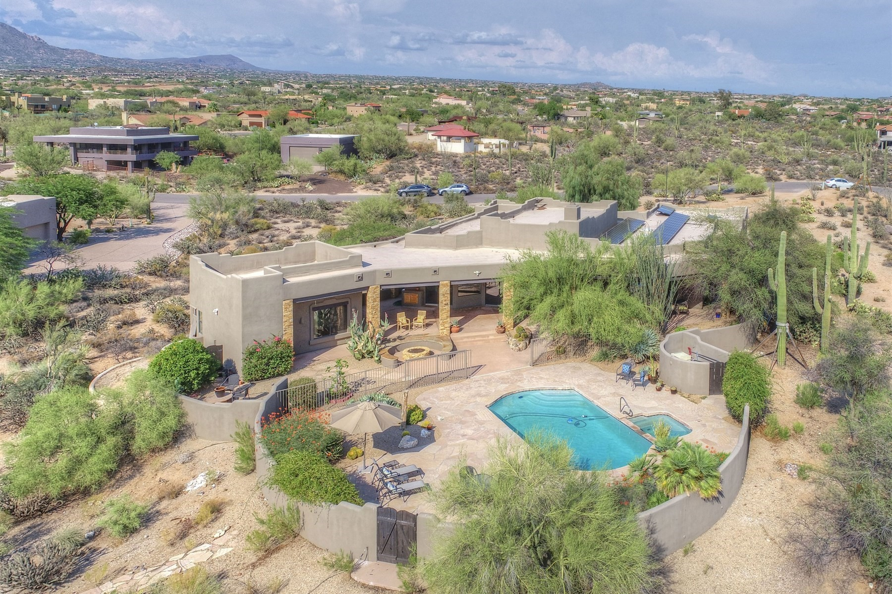 Single Family Home for Sale at Carefree Shadows 36400 N Placid Pl, Carefree, Arizona 85377 United States