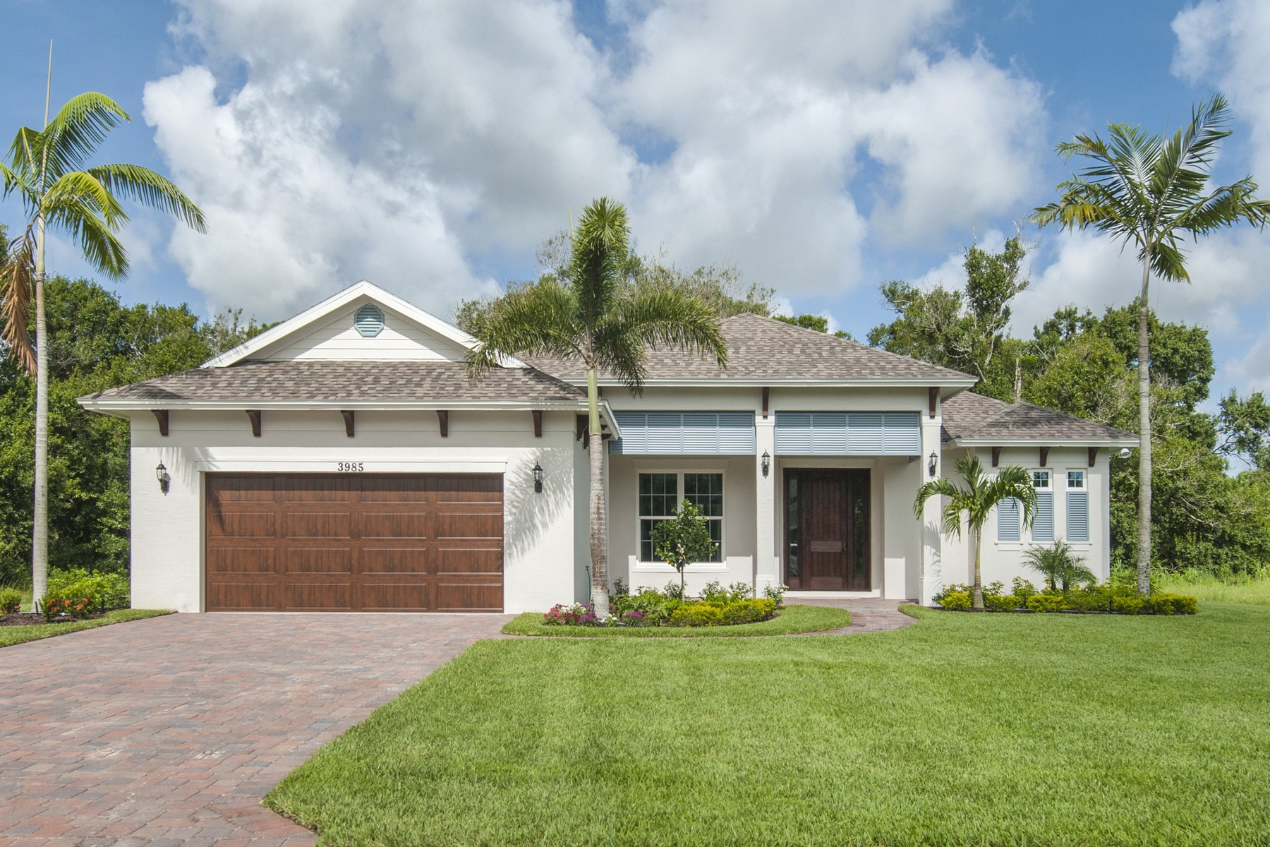 House for Sale at Brand New Construction 3985 Oak Hollow Avenue Vero Beach, Florida 32966 United States