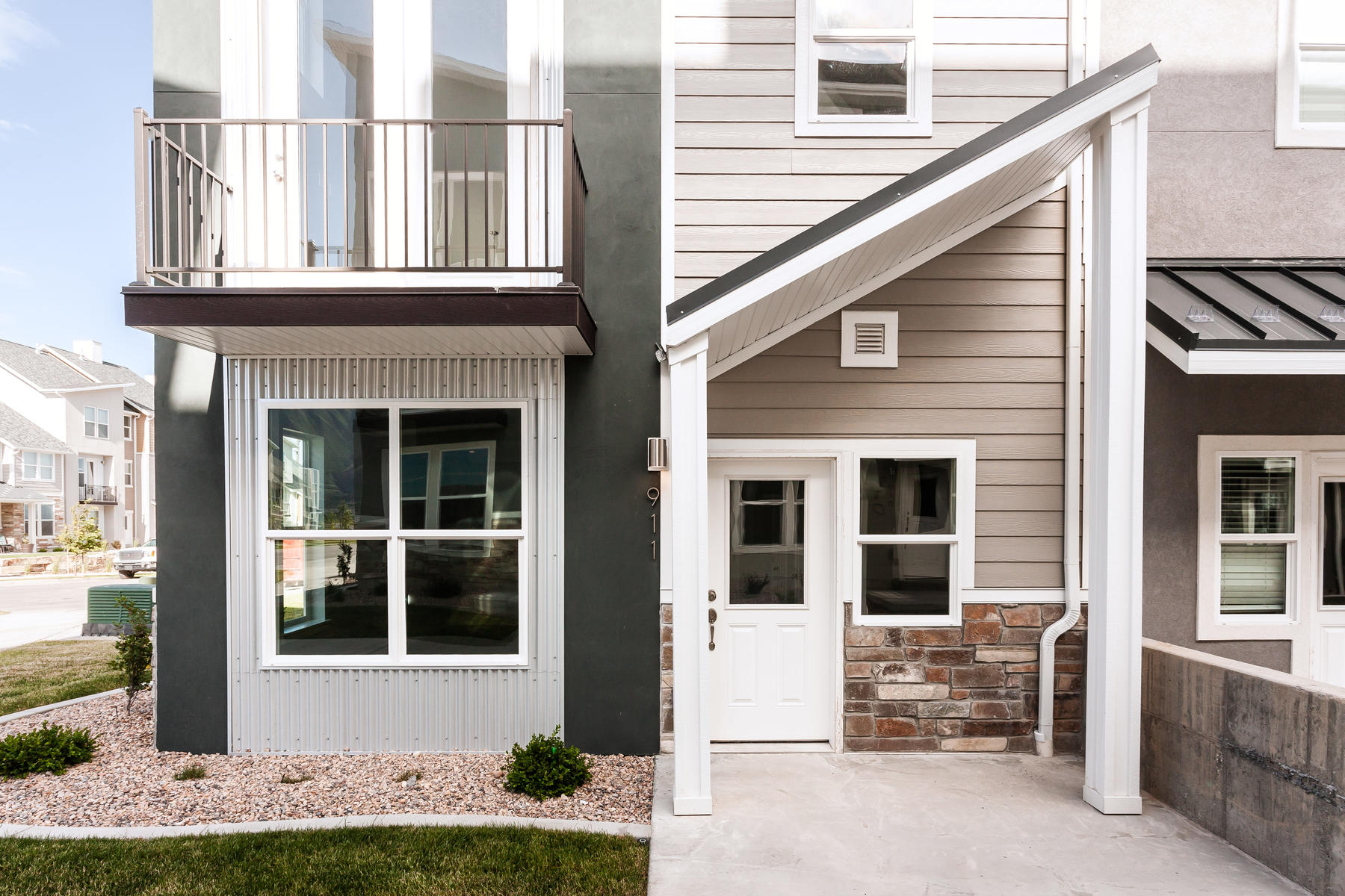 townhouses for Active at Tribeca Model in the New Phase at The Ridge at Spanish Fork 891 South 2560 East #15 Spanish Fork, Utah 84660 United States