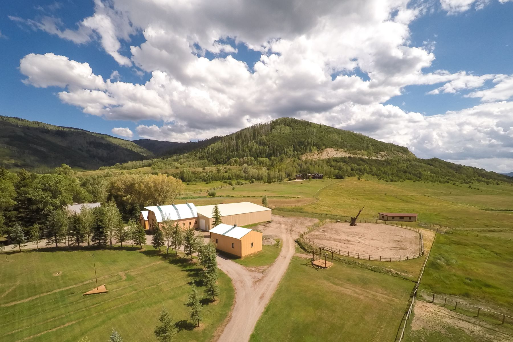Farm / Ranch / Plantation for Sale at Circle Bar 8 Ranch 32805 CR 20 Steamboat Springs, Colorado 80487 United States