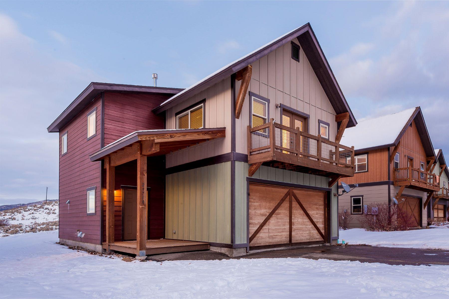 Single Family Home for Sale at Red Hawk Village, Stagecoach Colorado 23710 Sagebrush Cir, Oak Creek, Colorado, 80467 United States