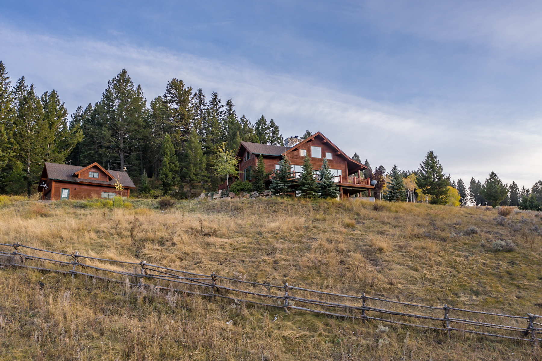 Single Family Homes por un Venta en 371 Grouse Ridge Dr Big Sky, Montana 59716 Estados Unidos