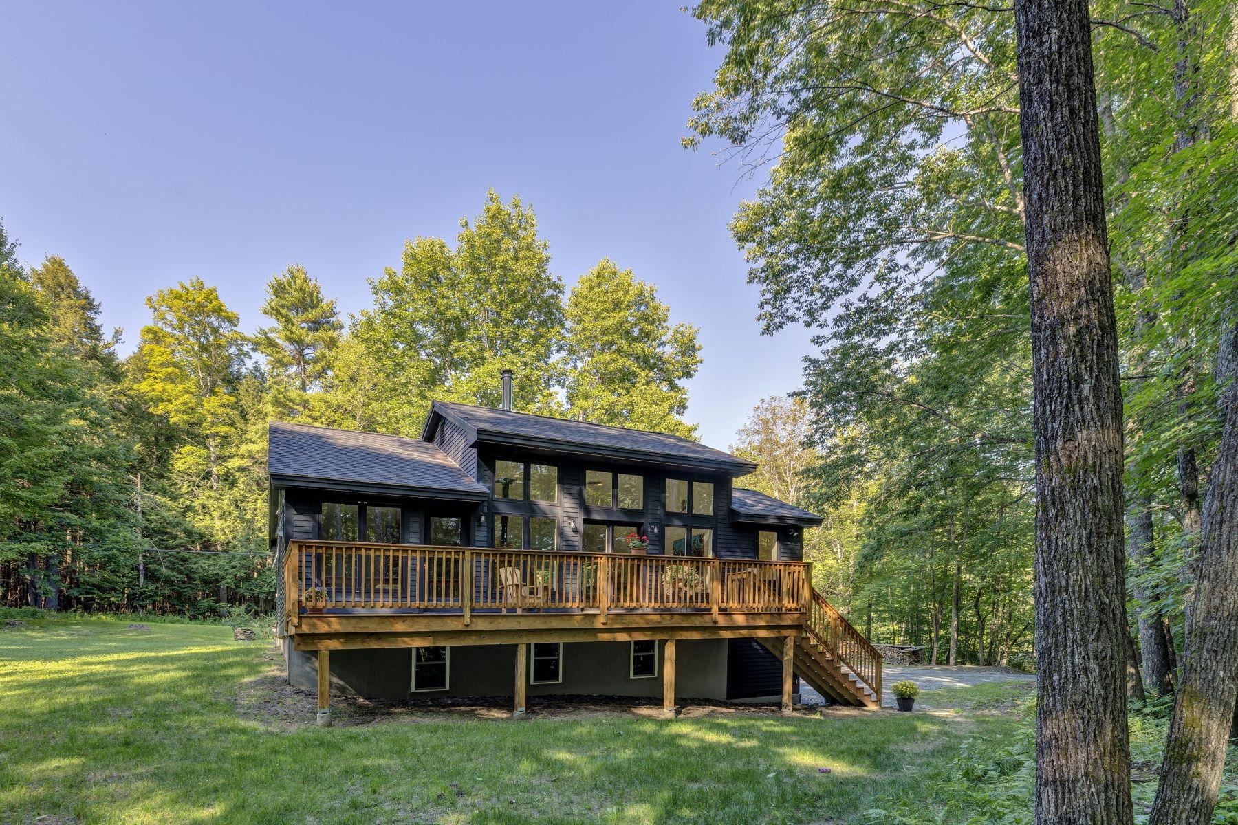 Single Family Homes por un Venta en 36 Goose Pond Road, Lyme 36 Goose Pond Rd Lyme, Nueva Hampshire 03768 Estados Unidos