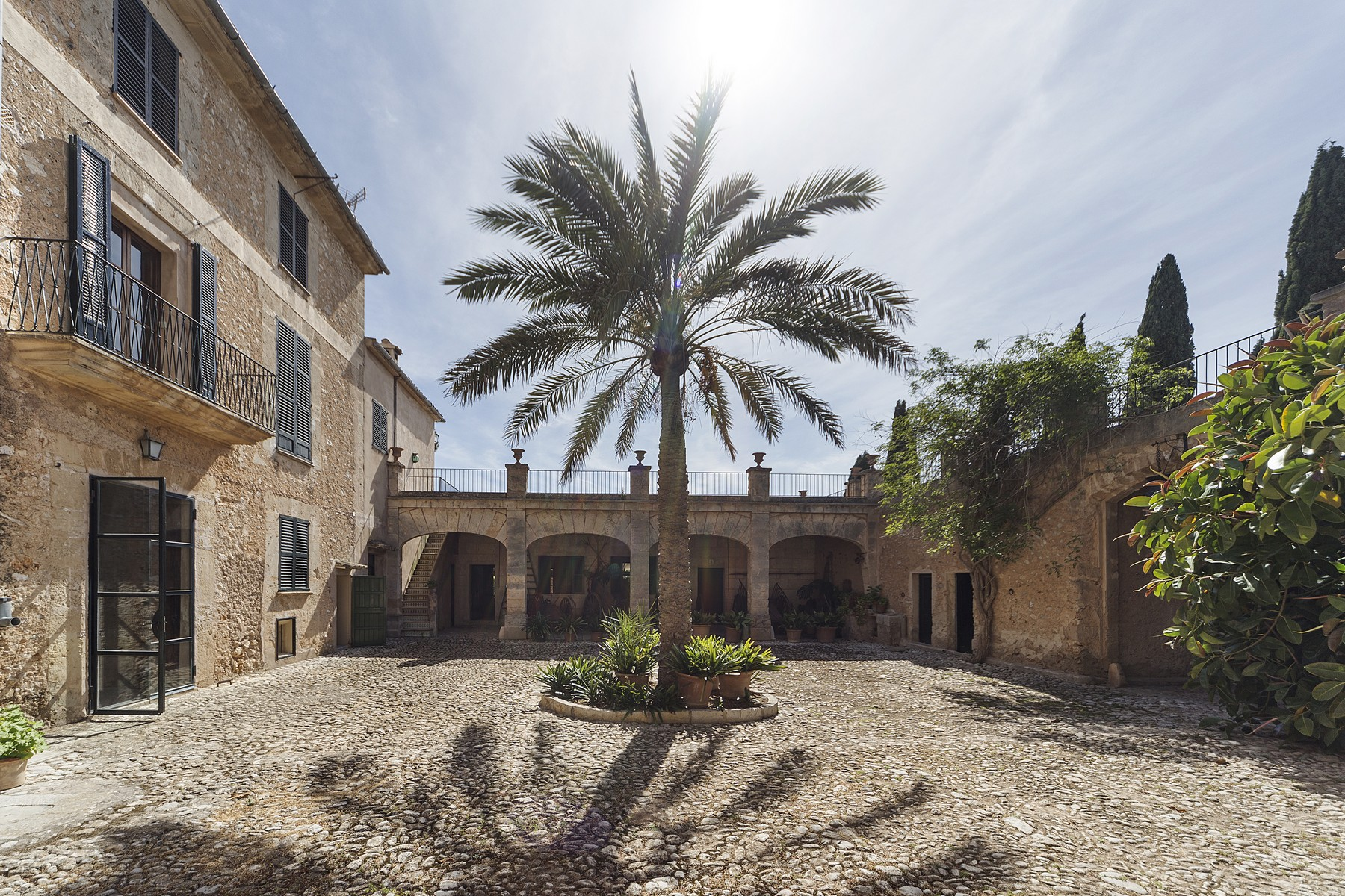 Single Family Home for Sale at Magnificent historical property Other Balearic Islands, Balearic Islands, Spain