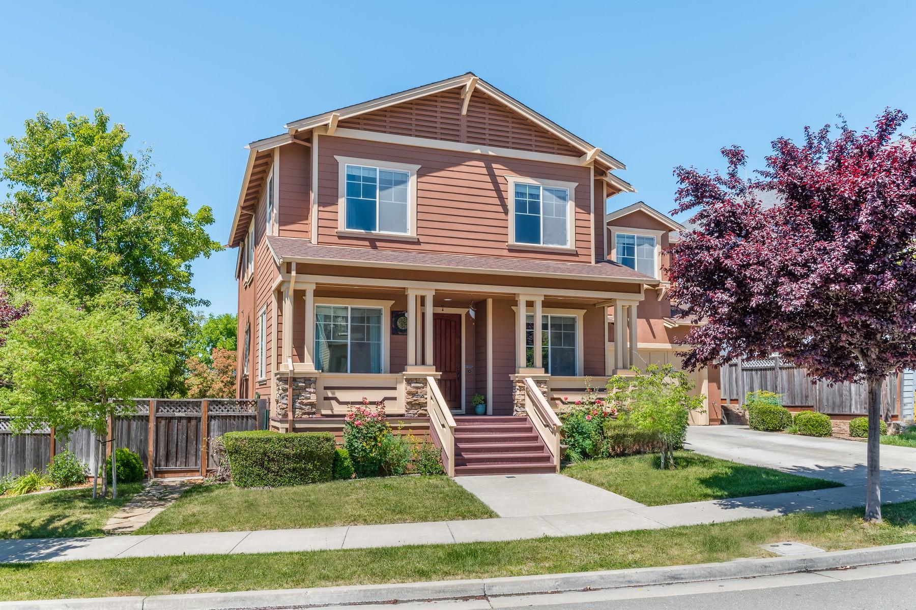 Single Family Home for Sale at 1344 Gordon Lane Santa Rosa, California, 95404 United States