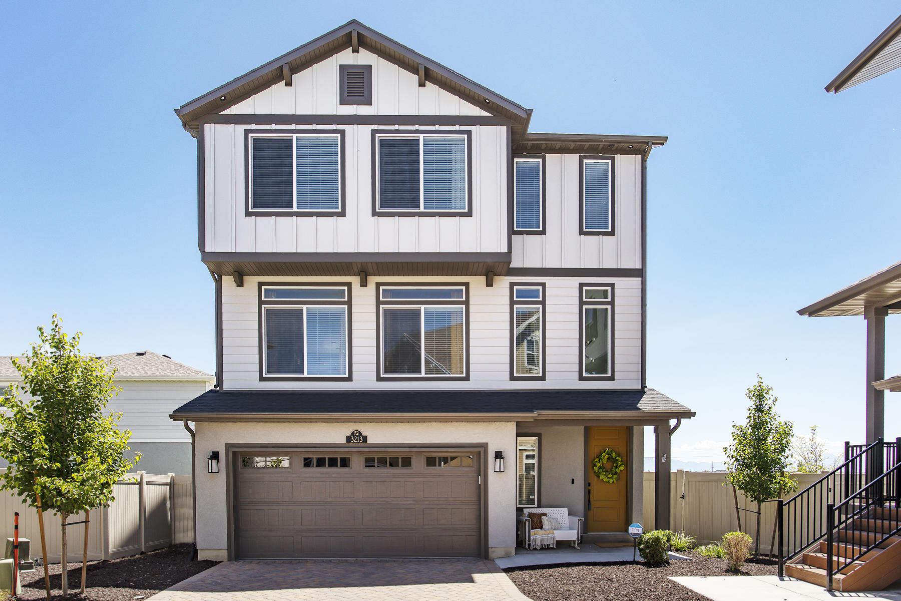 Single Family Homes for Sale at Meticulous Home Is Better Than New Construction! 3213 W 2400 N Lehi, Utah 84043 United States