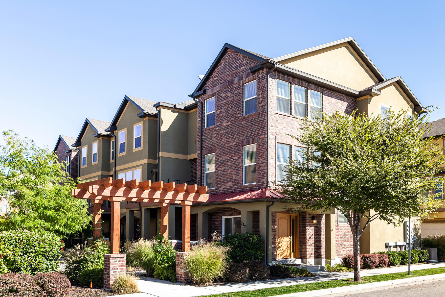 townhouses for Sale at Great End-Unit Townhome 717 W Kirkbride Ave, South Salt Lake, Utah 84119 United States