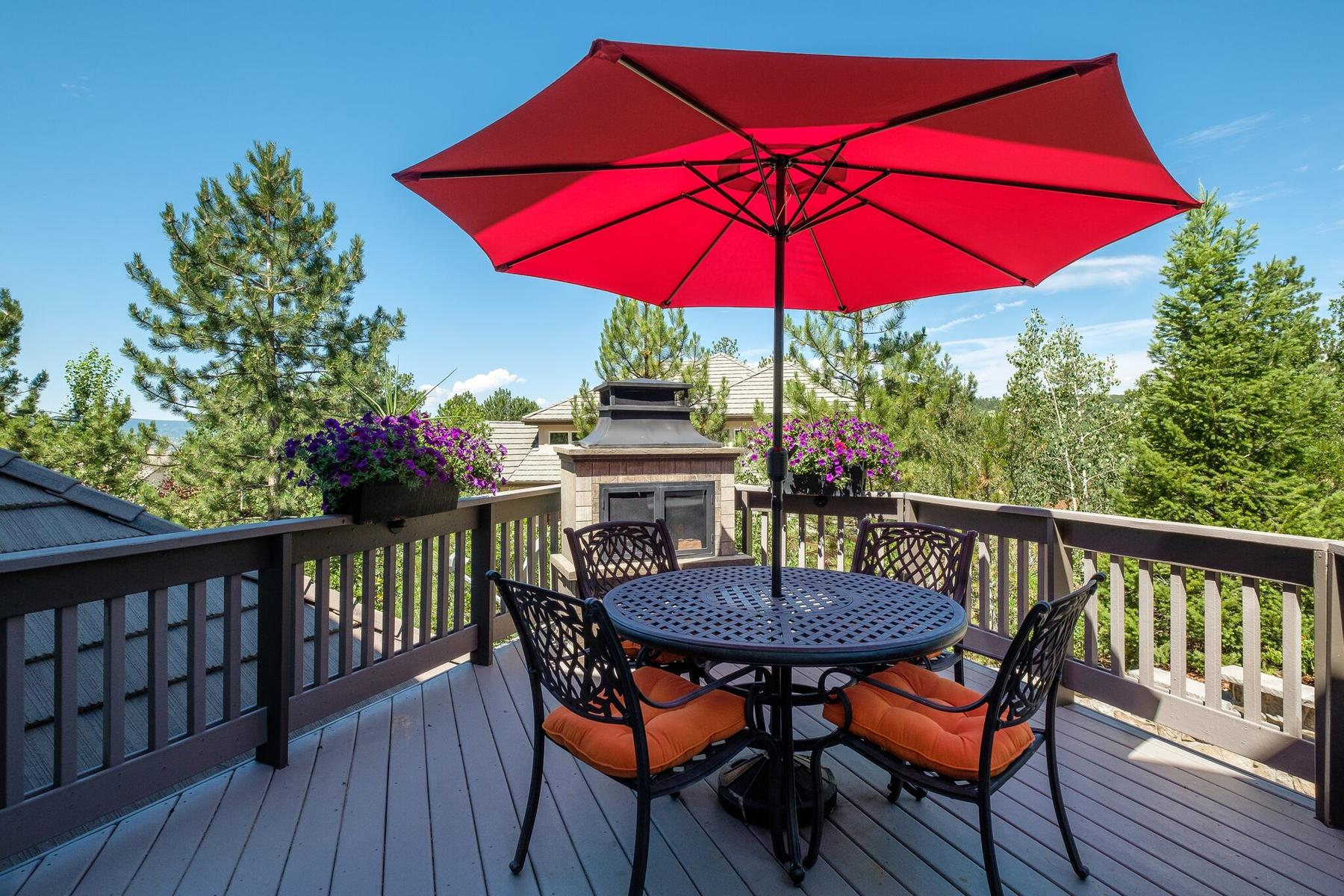 Additional photo for property listing at Colorado living at its finest at this impressive home. 245 Country Club Pkwy Castle Rock, Colorado 80108 United States
